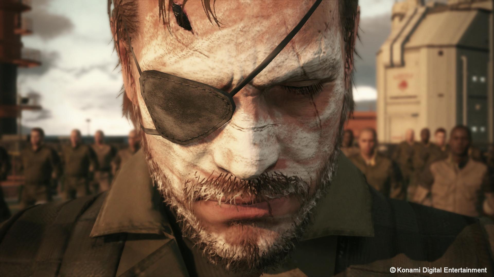 E3 2015. Metal Gear Solid 5: The Phantom Pain …