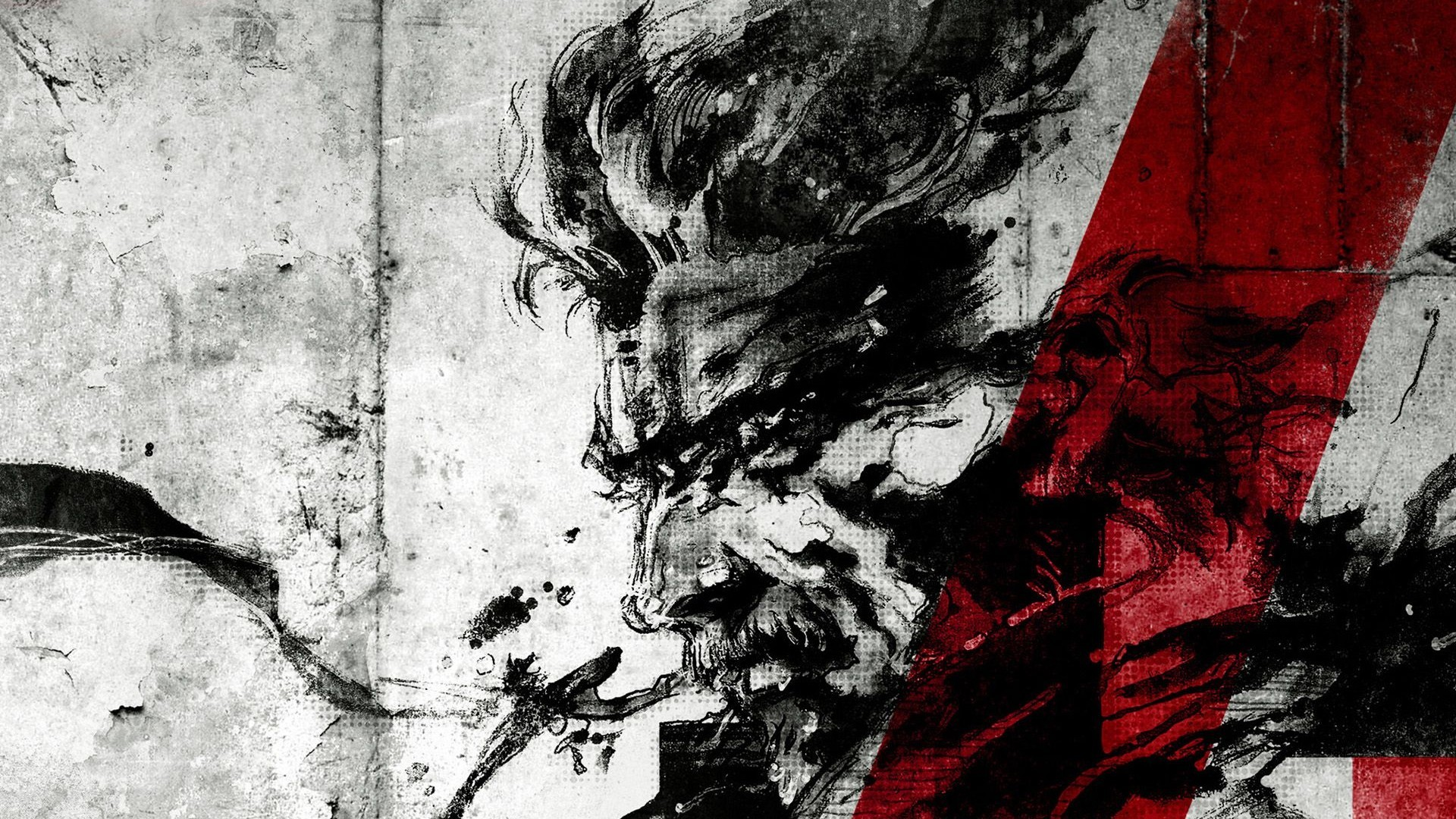 Metal Gear Solid 5 Wallpaper 1920×1080