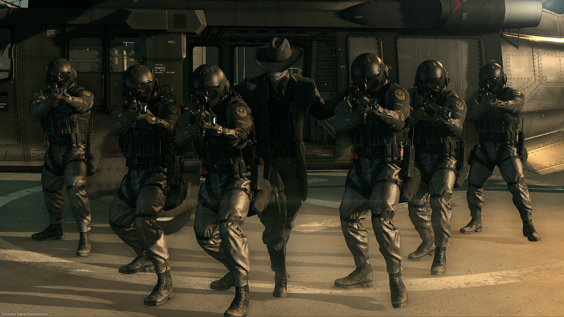 I've Played 30 Hours Of Metal Gear Solid V: The Phantom Pain And