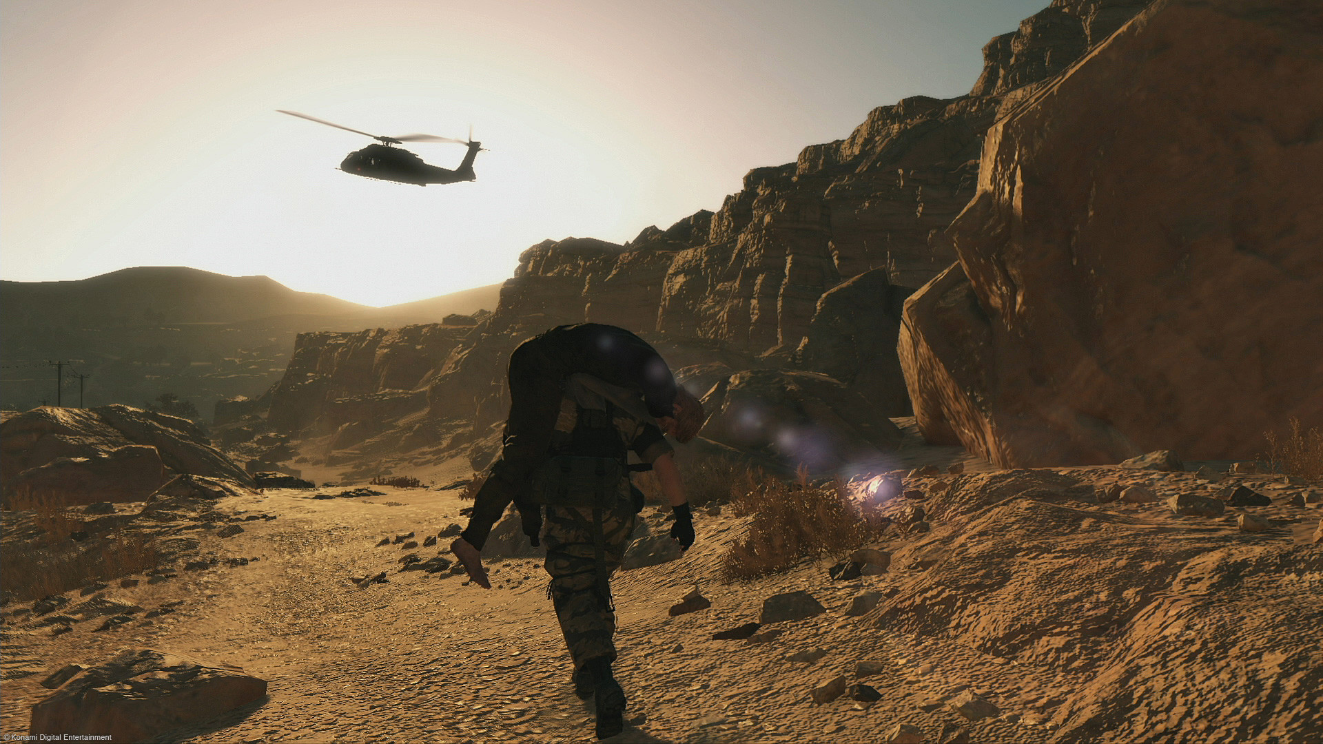 Metal Gear Solid 5: The Phantom Pain – Aim True, Ye Vengeful Mission  Objectives