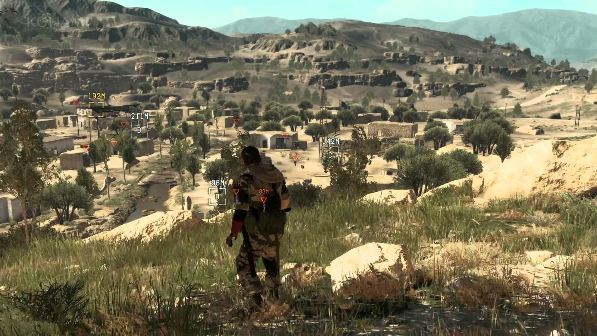 Metal Gear Solid 5: The Phantom Pain – E3 2014 Gameplay Demo with Dev  Comments (EN) – YouTube