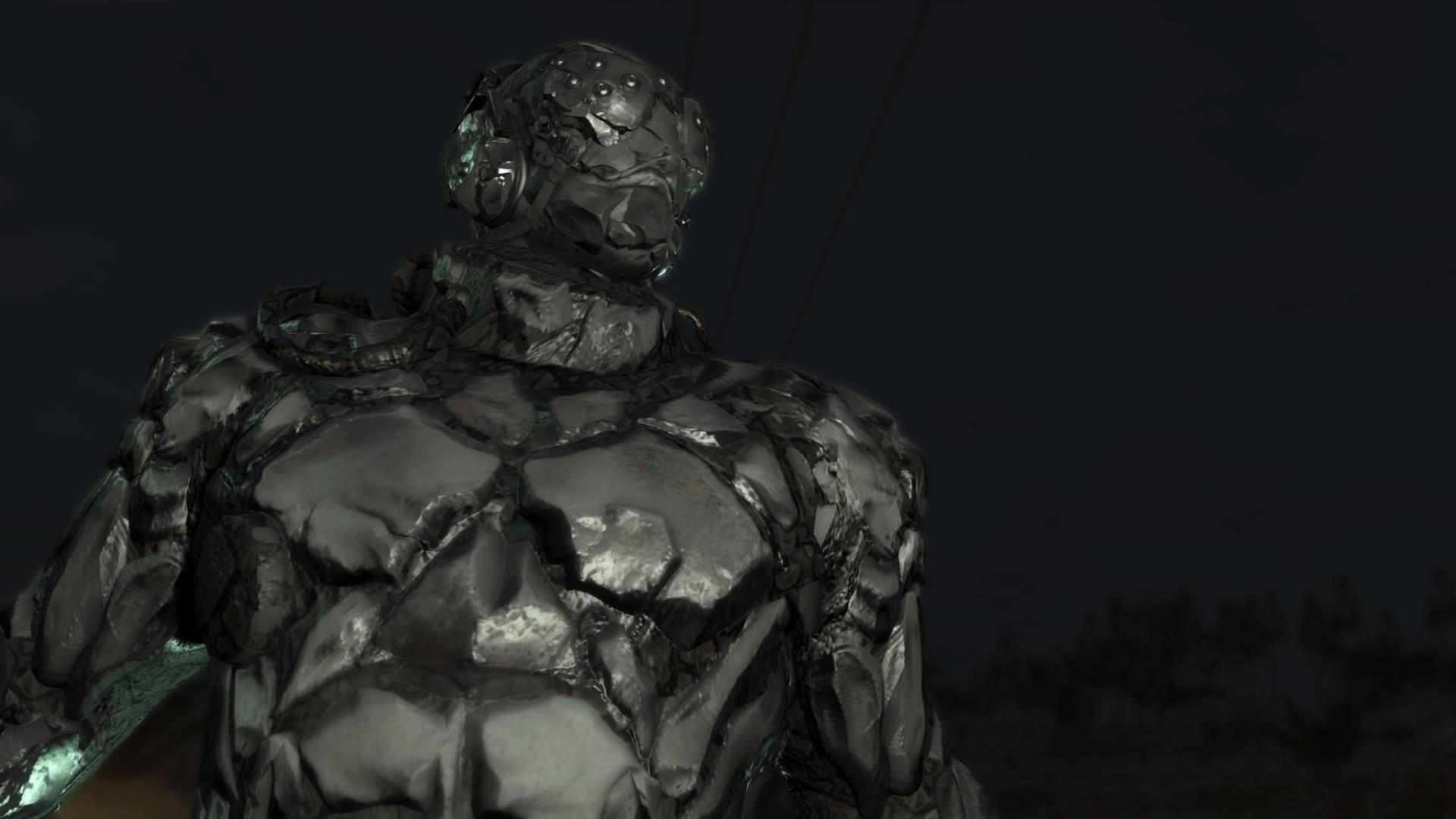 Cráneos (Skulls) Metal Gear Solid V The Phantom Pain #MGSV #MGSVTPP #