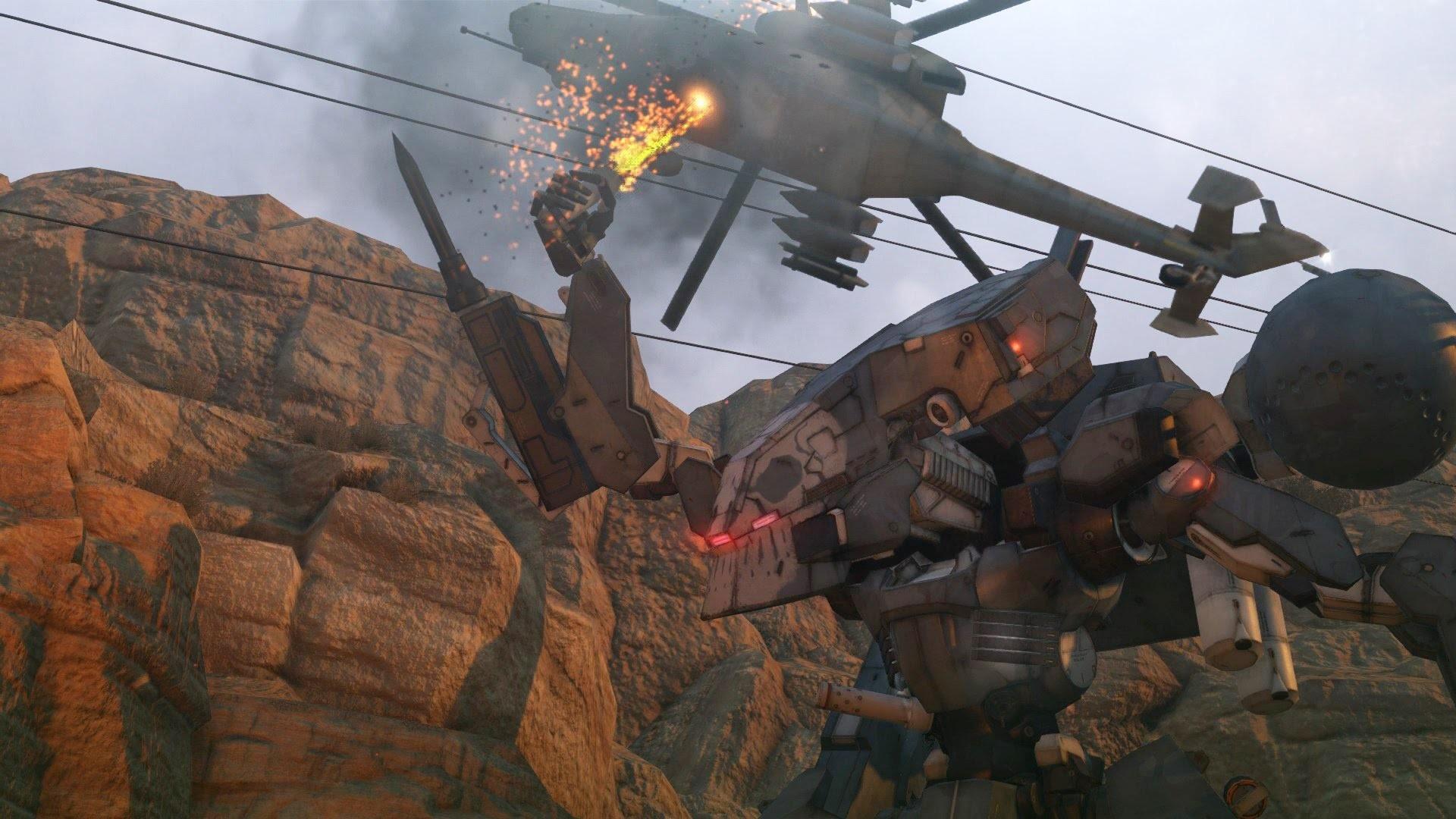 Metal Gear Solid 5: The Phantom Pain – Sahelanthropus Mission Objectives