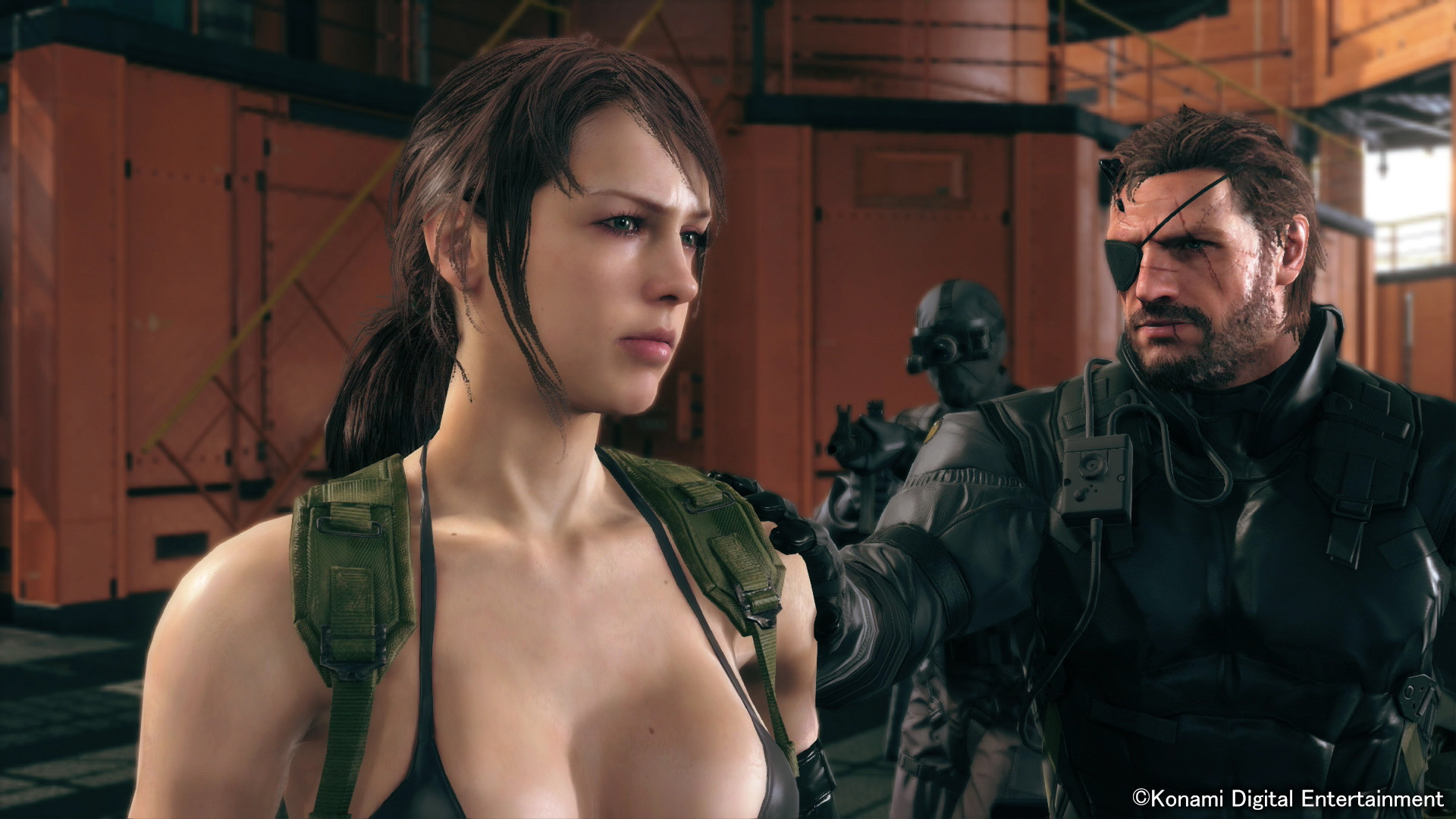 How to get the Quiet Buddy in Metal Gear Solid 5: The Phantom Pain