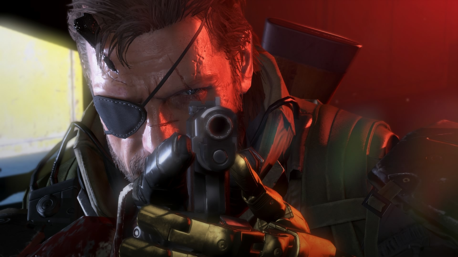 Metal Gear Solid 5: The Phantom Pain – Hellbound Mission Ojectives