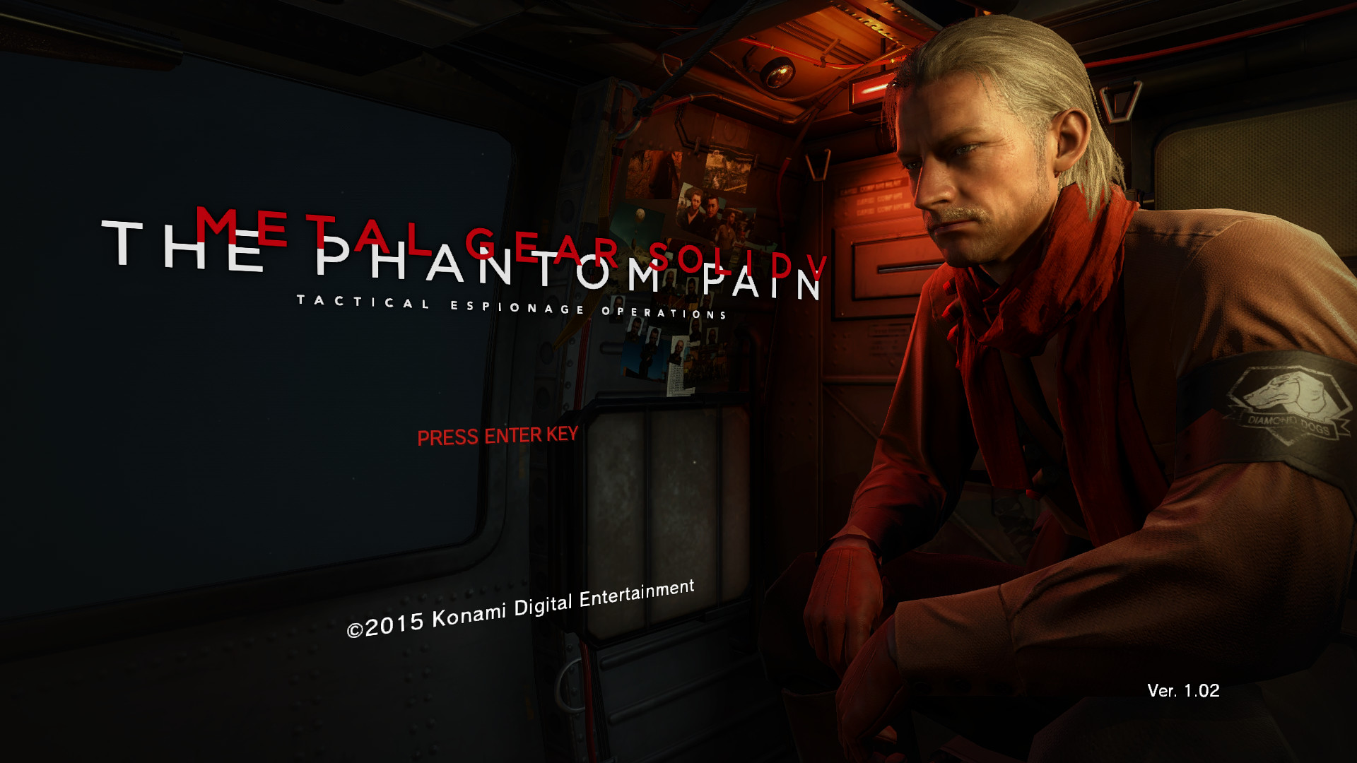 Playable Ocelot at Metal Gear Solid V: The Phantom Pain Nexus – Mods and  community