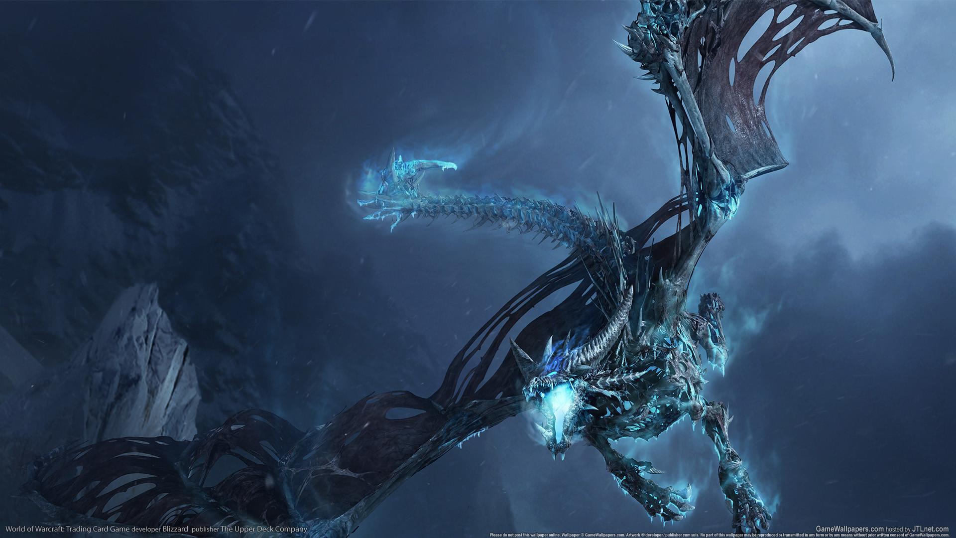 World Of Warcraft Background. 1920×1080