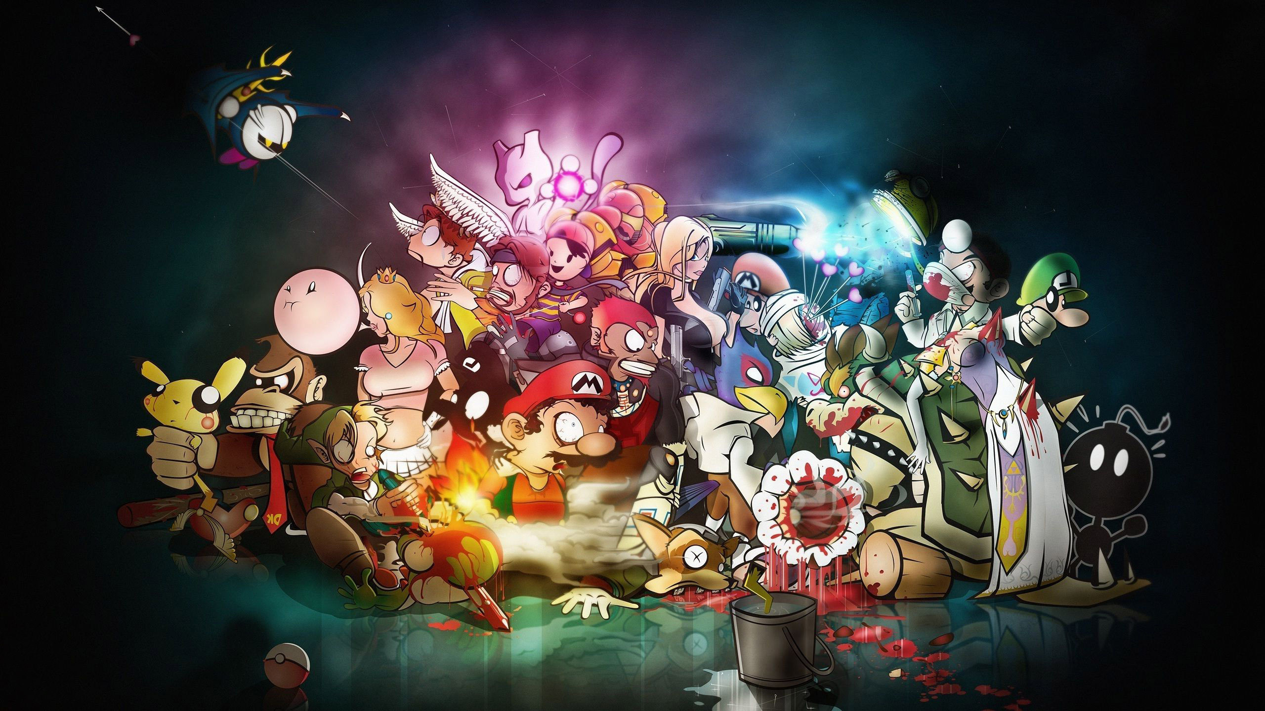 High Resolution Video Game Characters Wallpapers, Kendra Everit