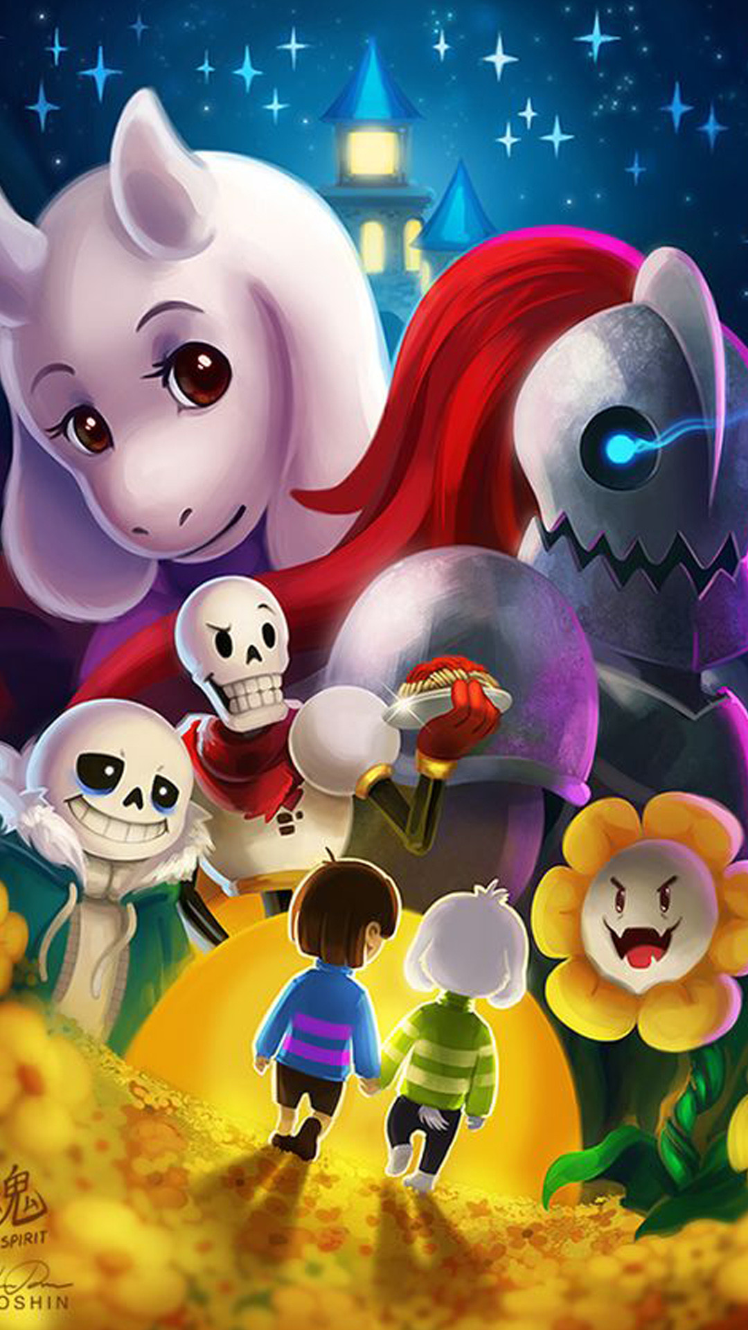 Undertale wallpapers for iphone 5 Undertale wallpapers and backgrounds