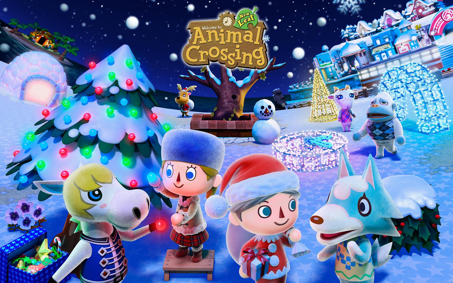Animal Crossing New Leaf Desktop Wallpaper Animal Crossing New Leaf