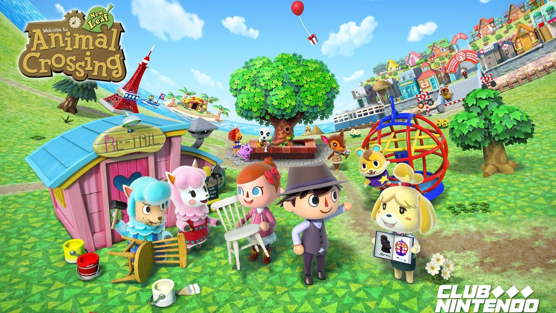 HD Wallpaper | Background ID:518245. Video Game Animal Crossing:  …