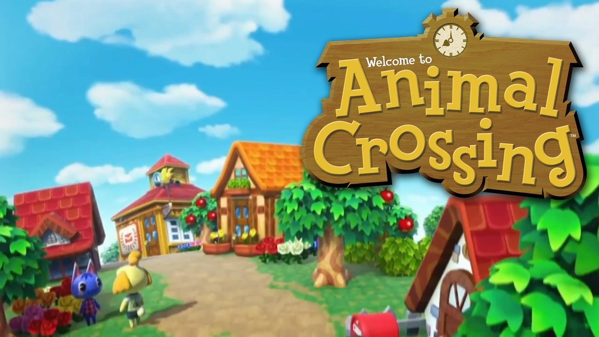73 Animal Crossing Desktop