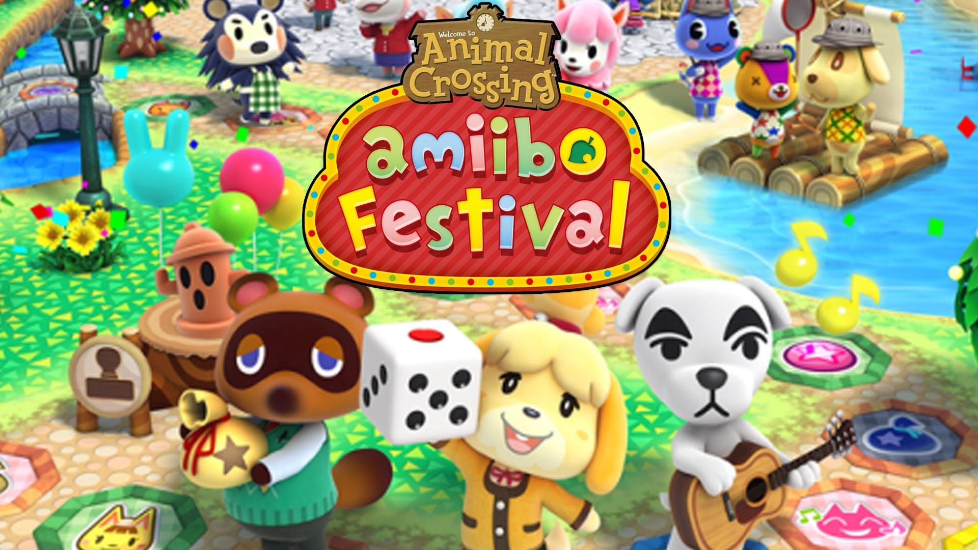 Animal Crossing: Amiibo Festival #19