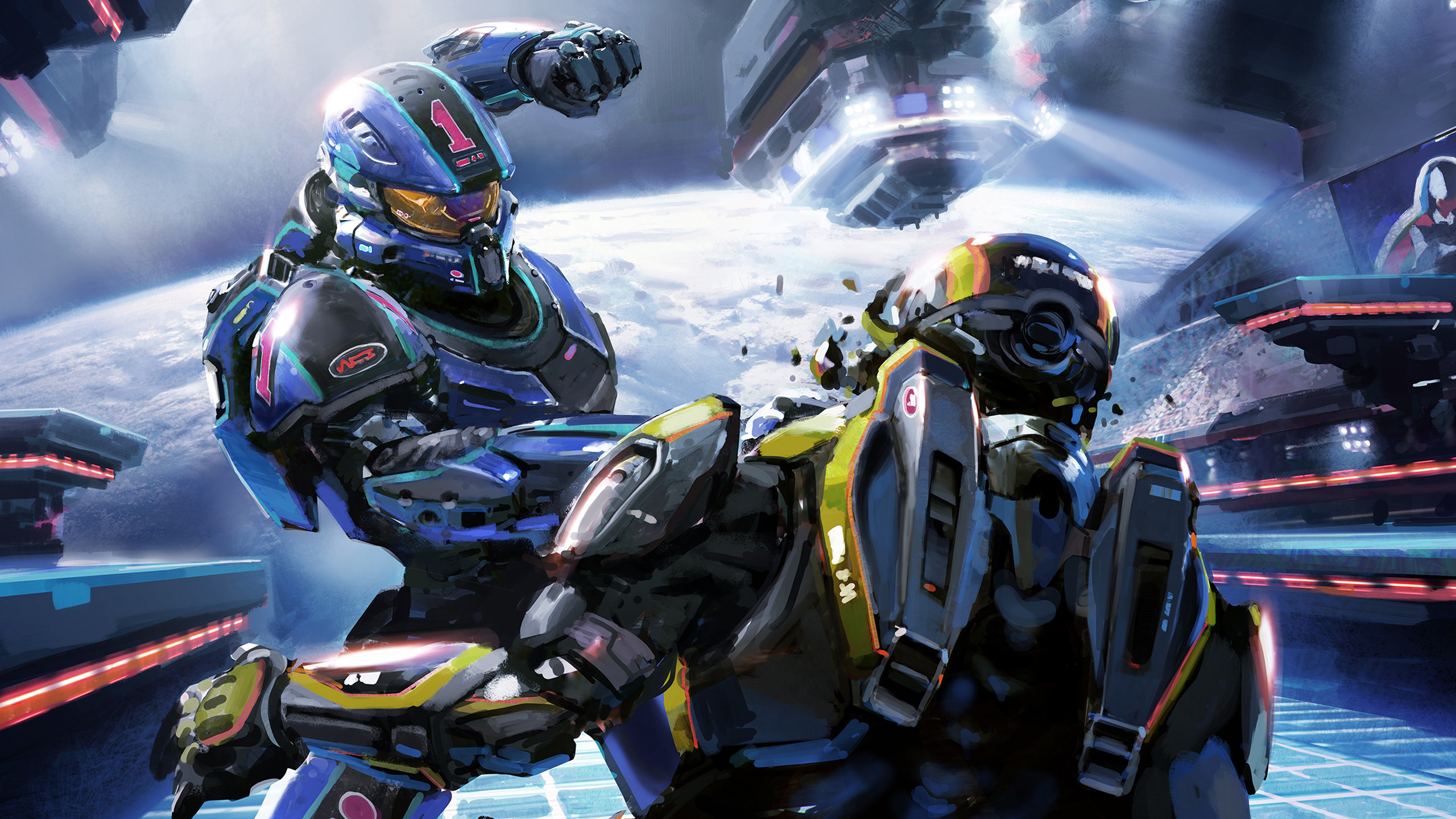<b>Halo</b> 4: Hush Little <b>Spartan