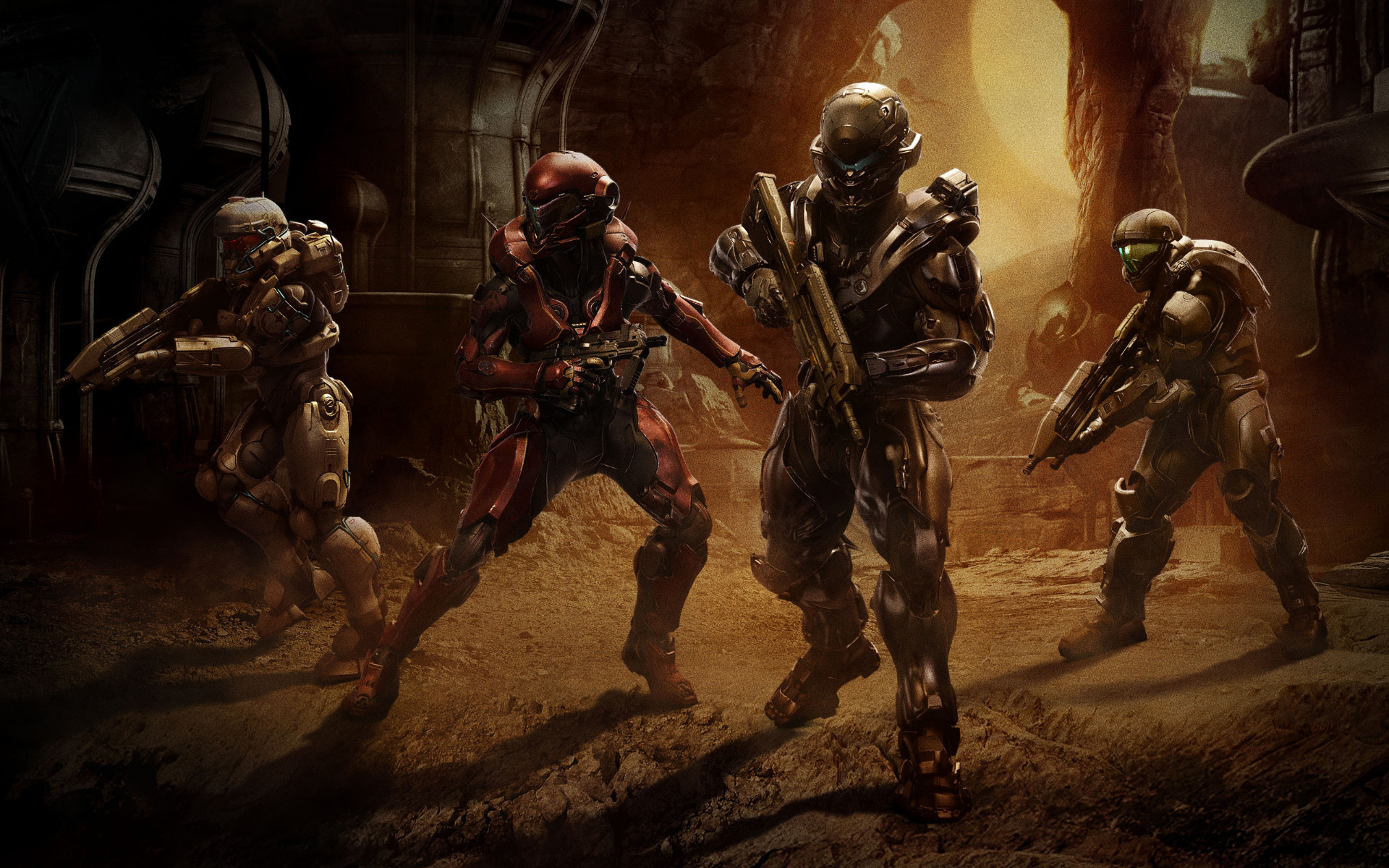 Watch The Halo 5: Guardians Official Launch Gameplay Trailer