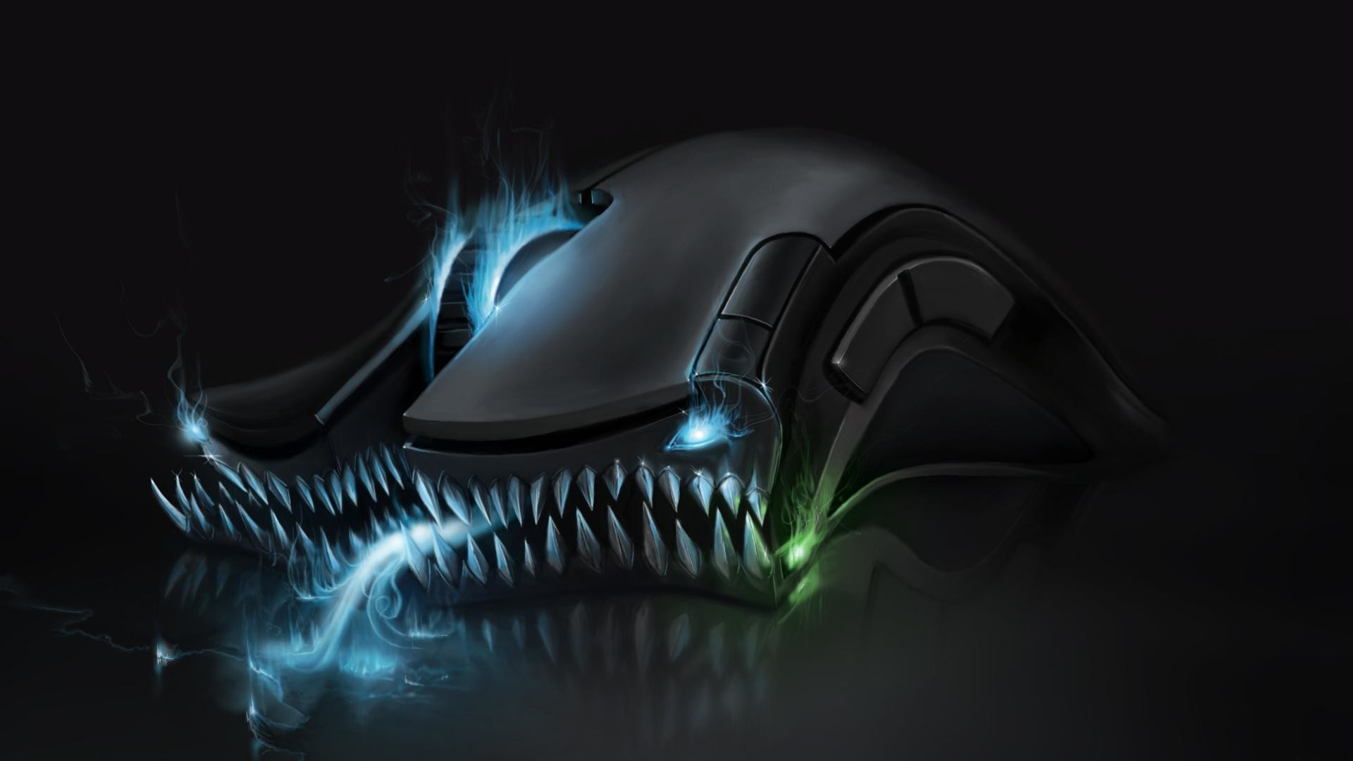 awesome 3d gamer wallpaper 1920×1080