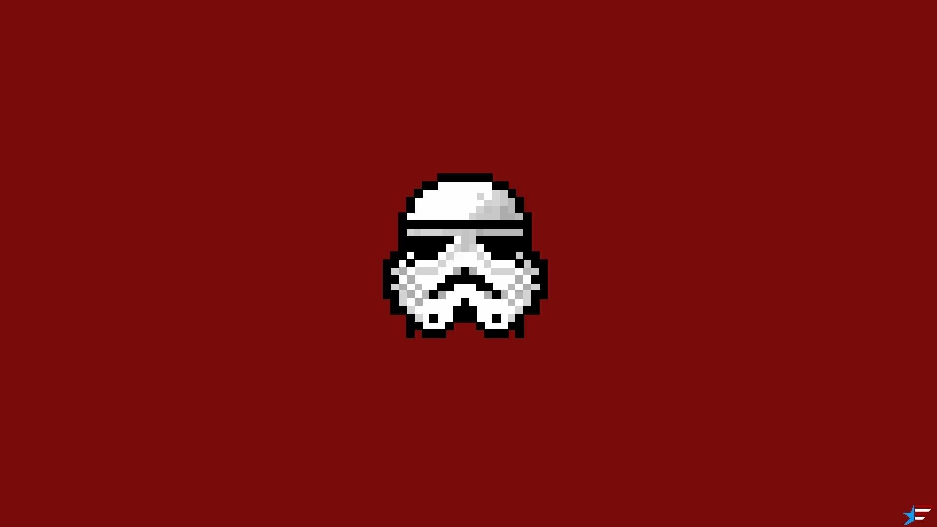 Wallpaper 8 bit, 8bit, pixelart, pixel art, stormtrooper, storm .
