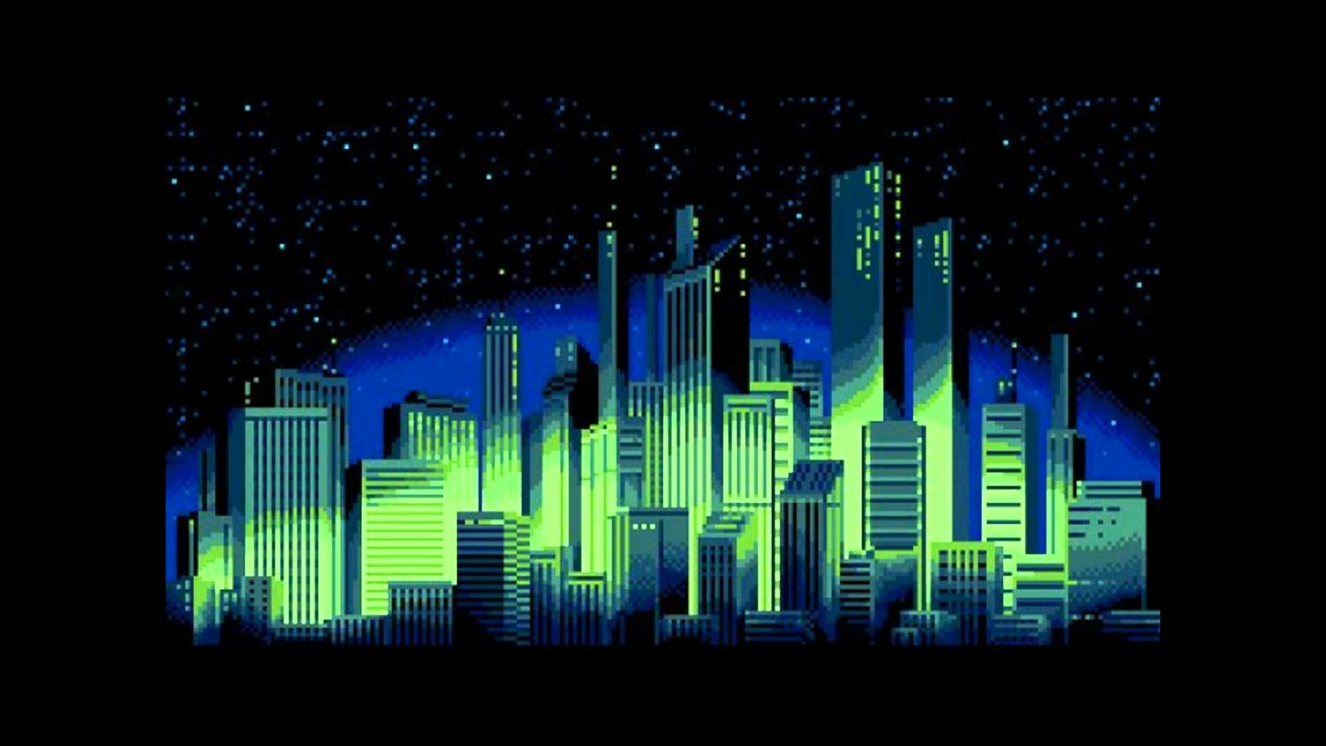 Rotation Beatz ) – 8 Bit City – YouTube