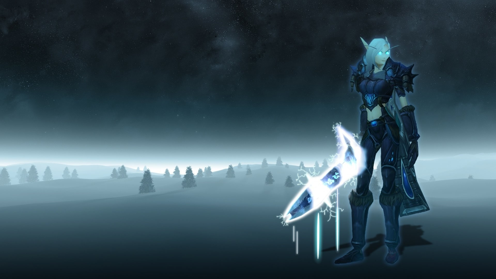 Blood Elf Death Knight 400236 …
