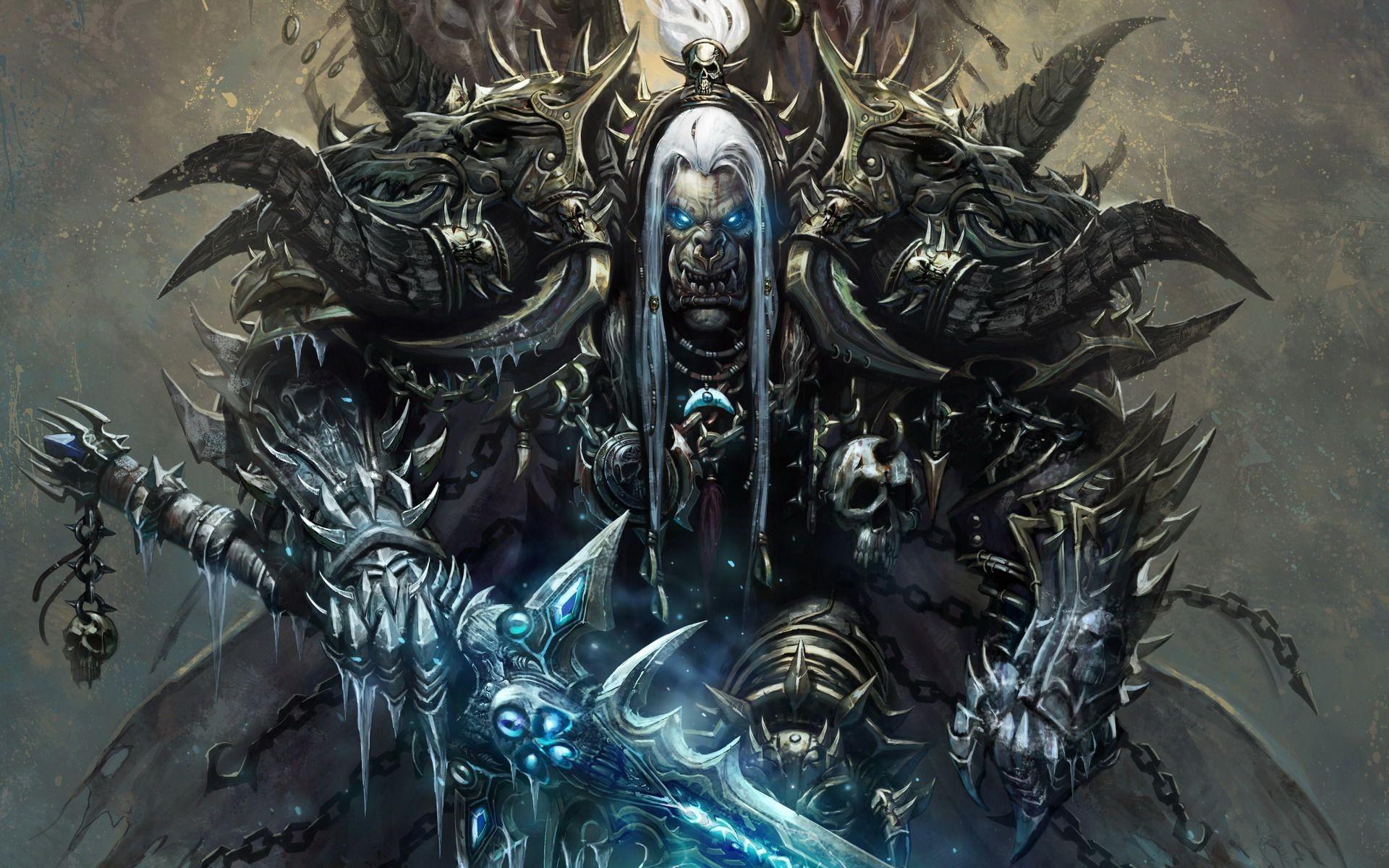 death knight wallpaper 11