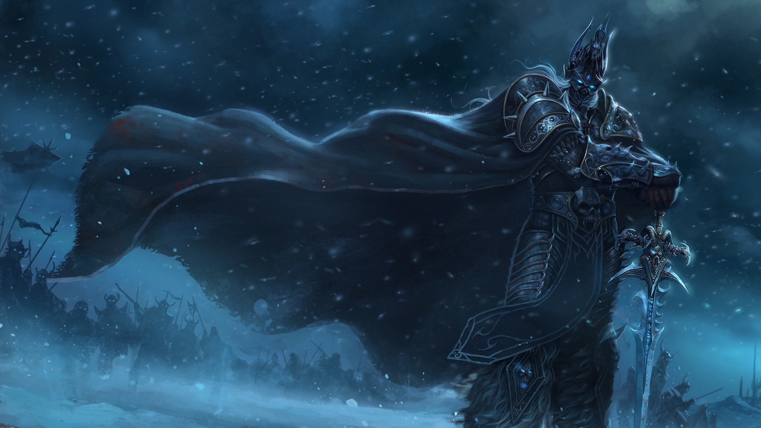 death knight wallpaper 16