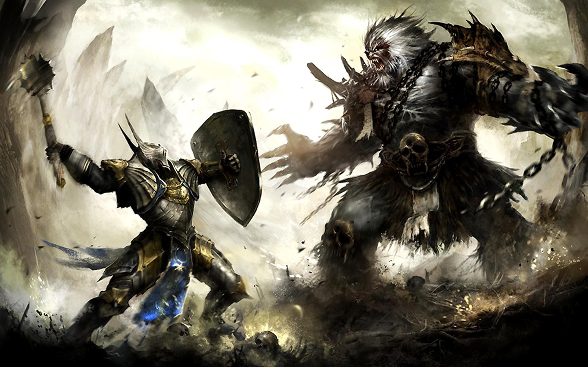 HD Wallpaper | Background ID:105357. Fantasy Knight