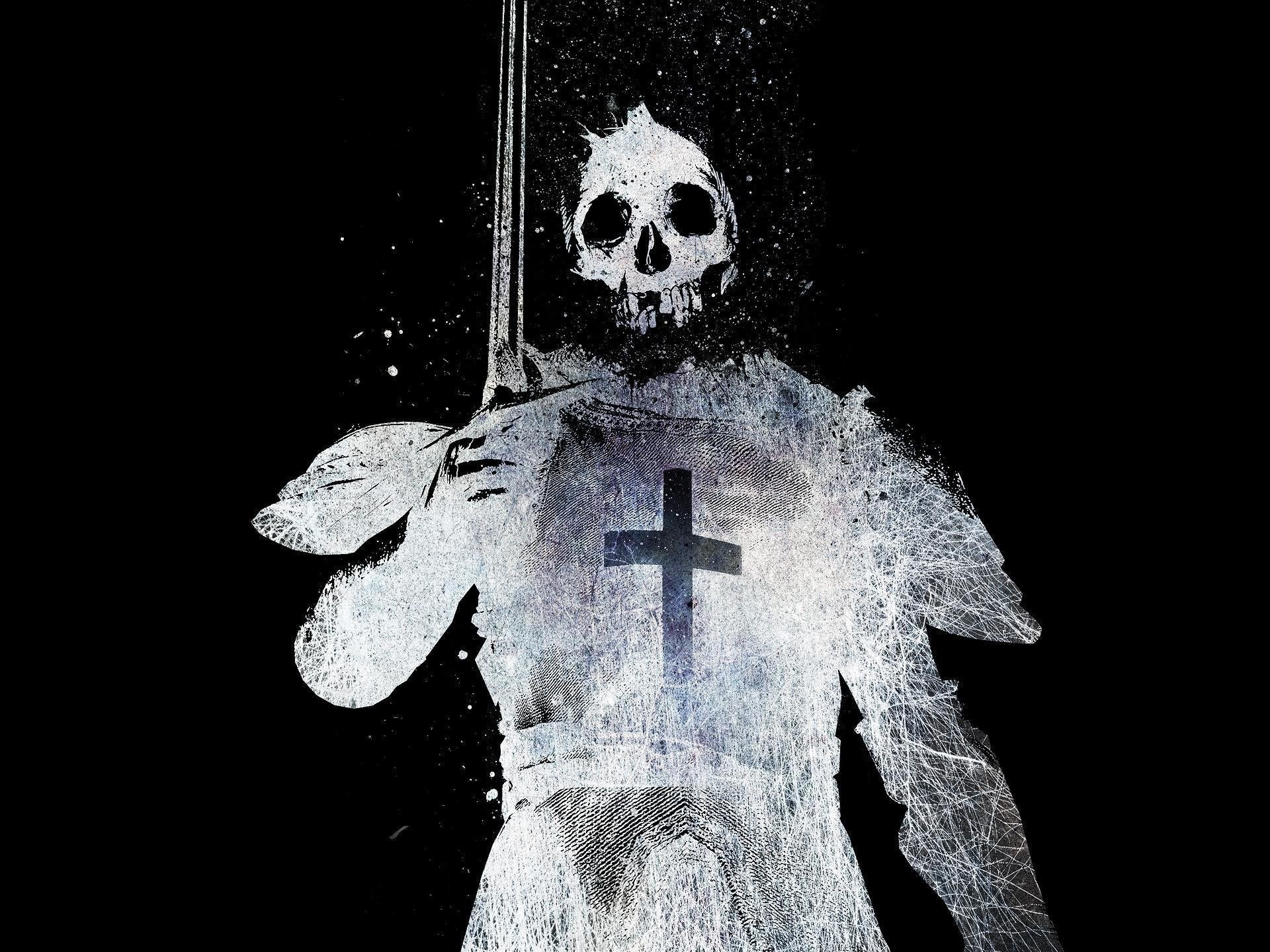 death skeleton knight