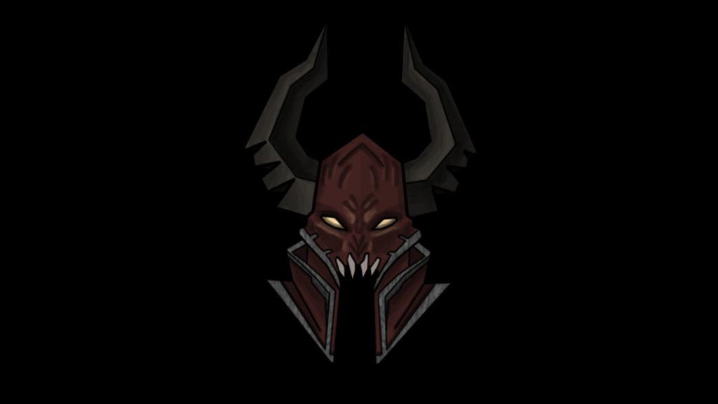 … Death Knight Helm (WoW) by Flowbrob