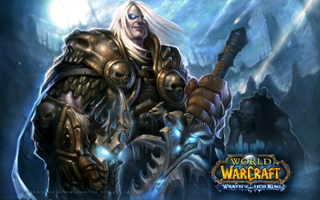 Index w – WoW: Wrath of the Lich King Wallpaper Gallery – Death Knight