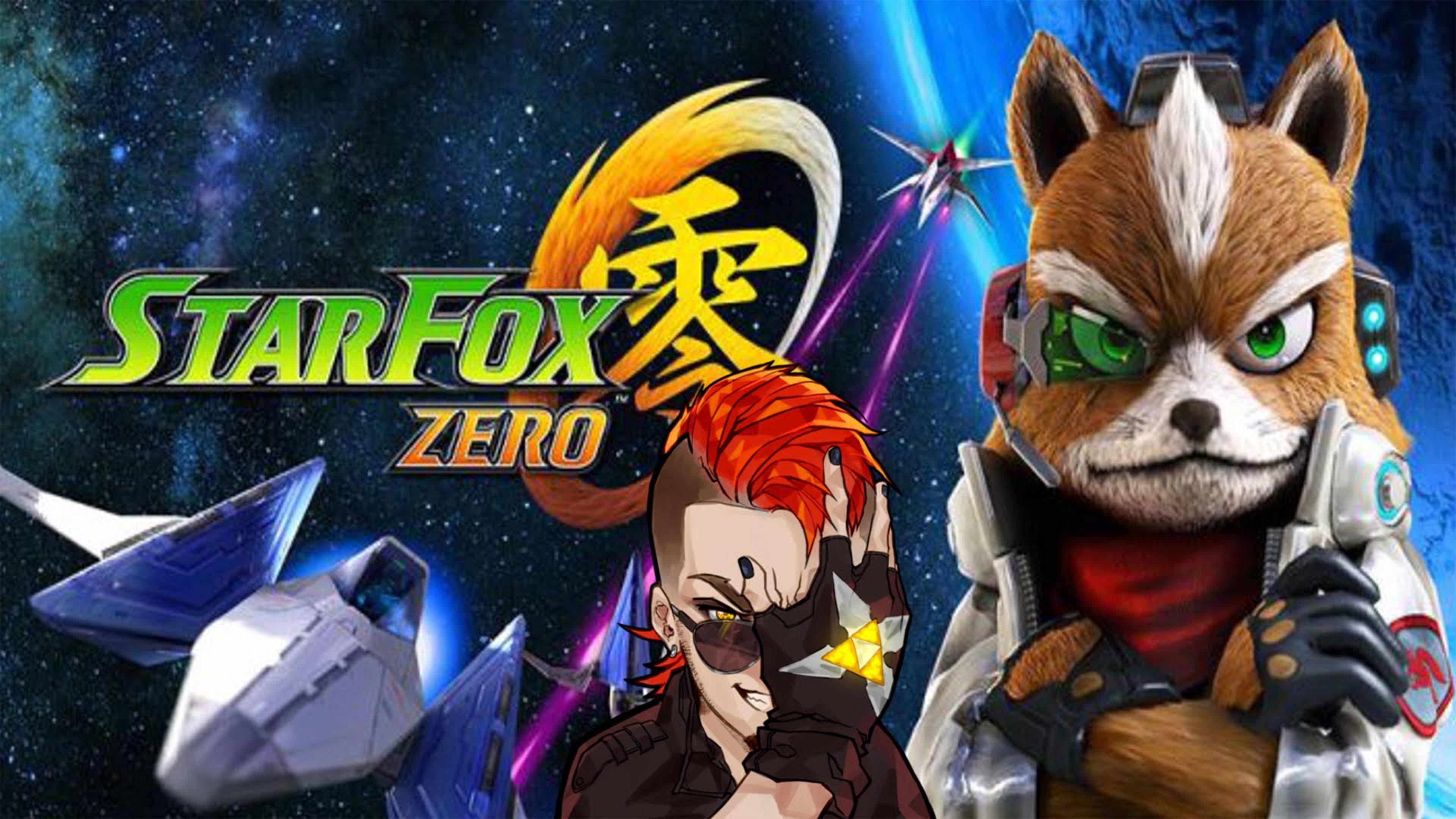 Star Fox Zero 4K Wallpaper …