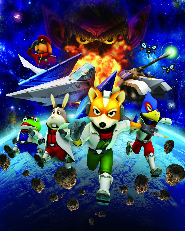 … wallpaper; star fox 64 3d review 3ds …
