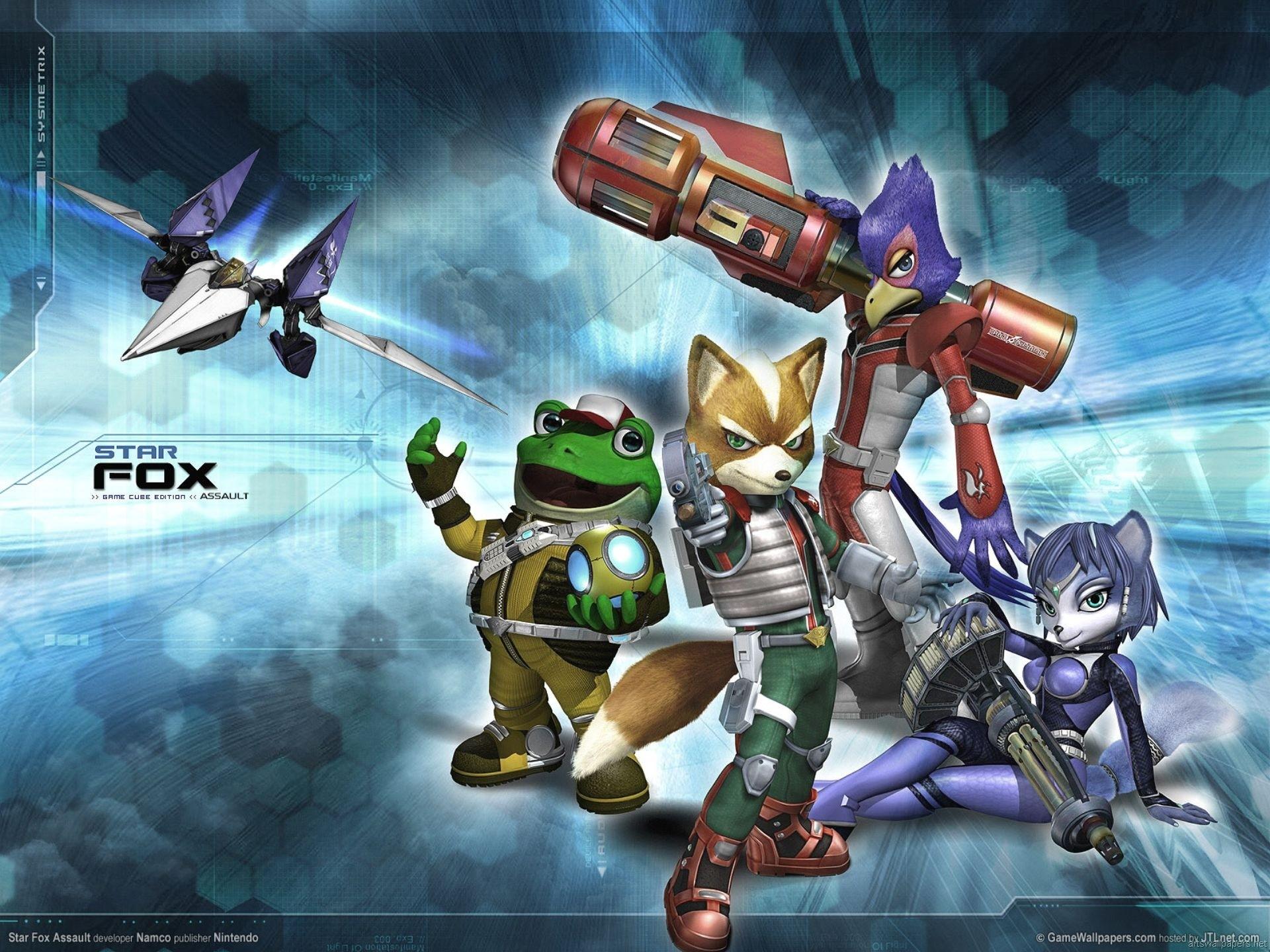 Video Game – Star Fox Wallpaper