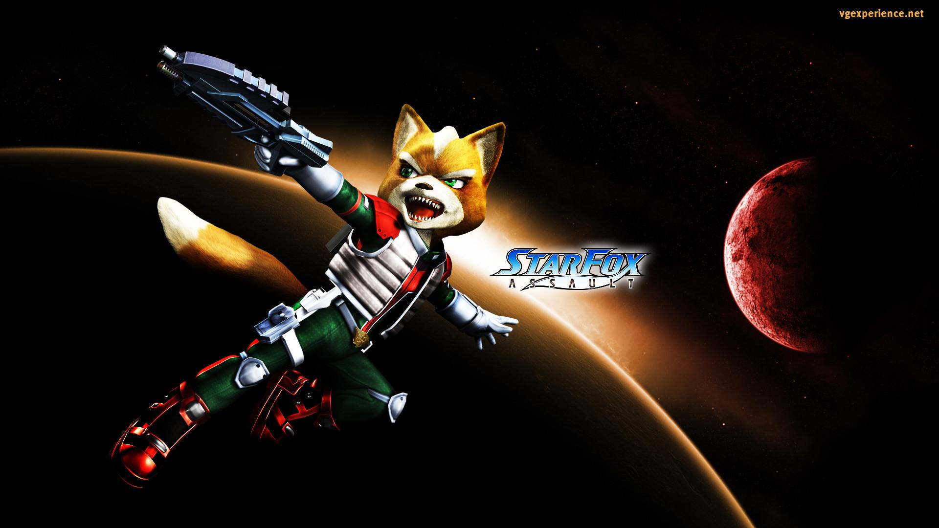 fox, wallpaper, star, art, original, games, fanart