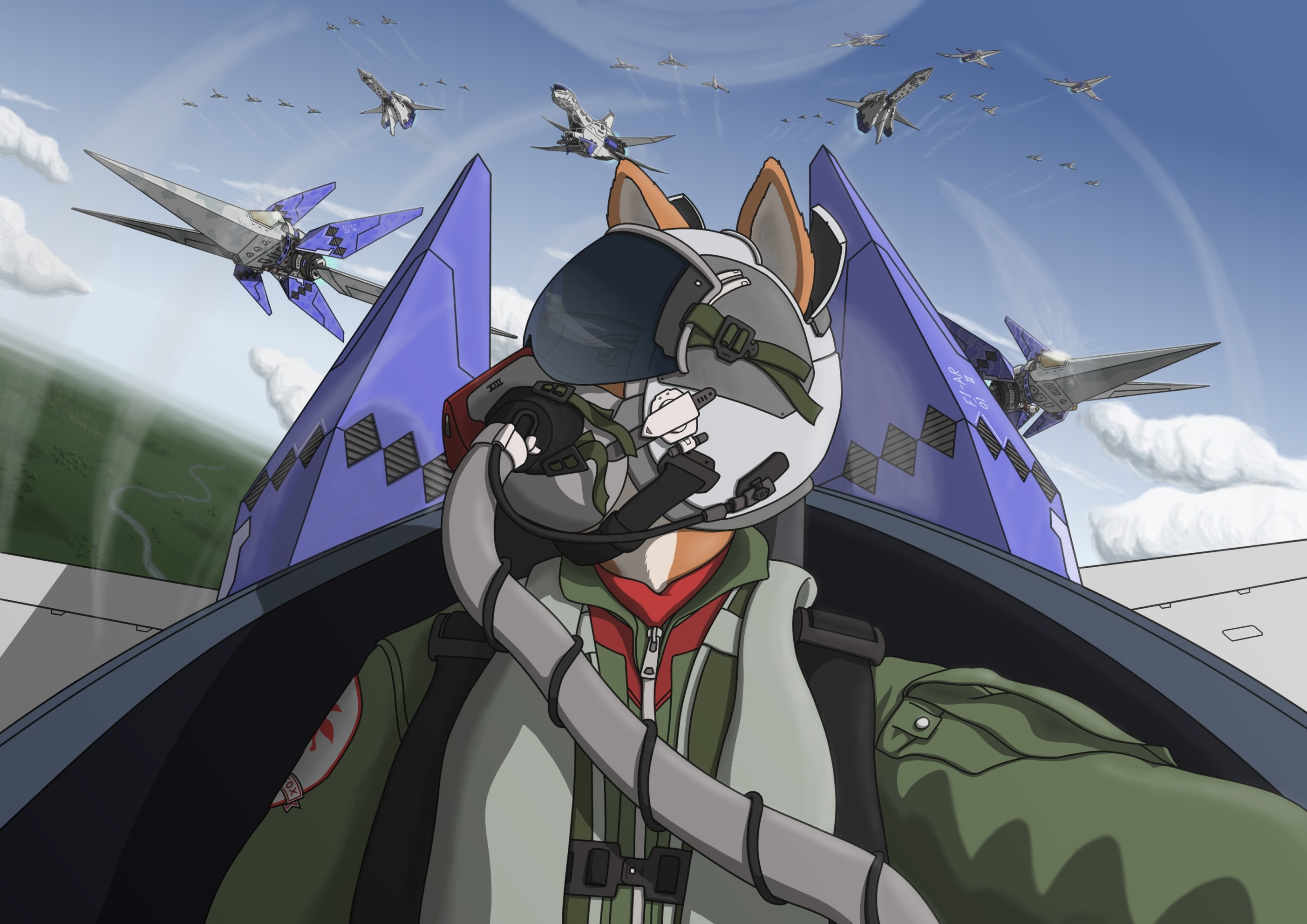 … ManusExtraordinarii Star Fox: Aerial Offensive by ManusExtraordinarii