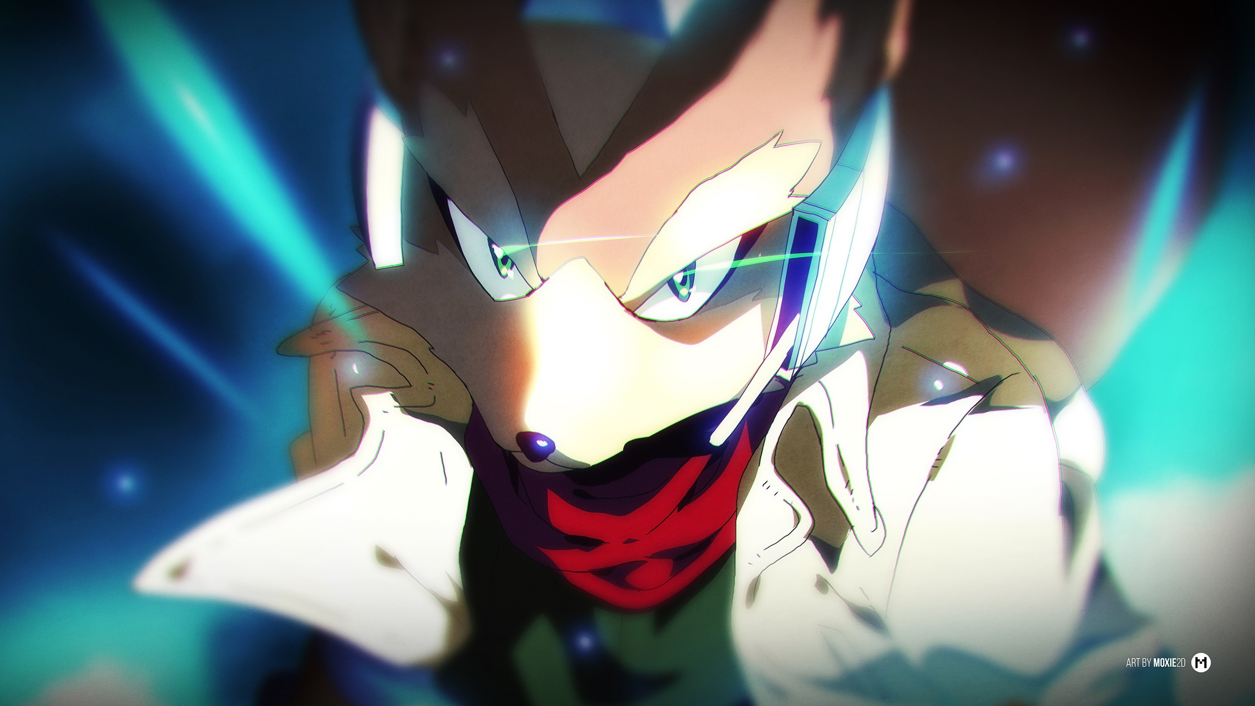 General Star Fox Fox McCloud Super Smash Brothers