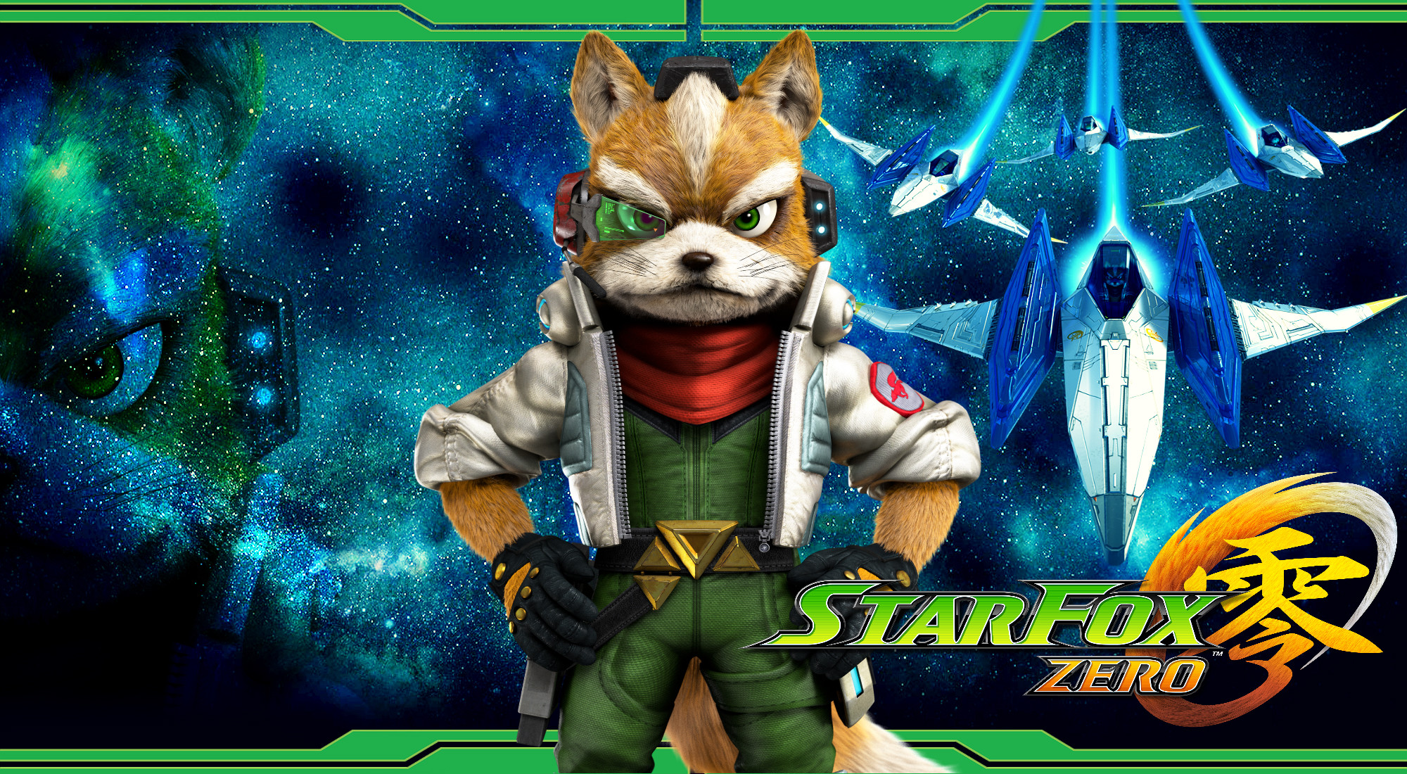 … Star Fox Zero – Fox Wallpaper by DaKidGaming
