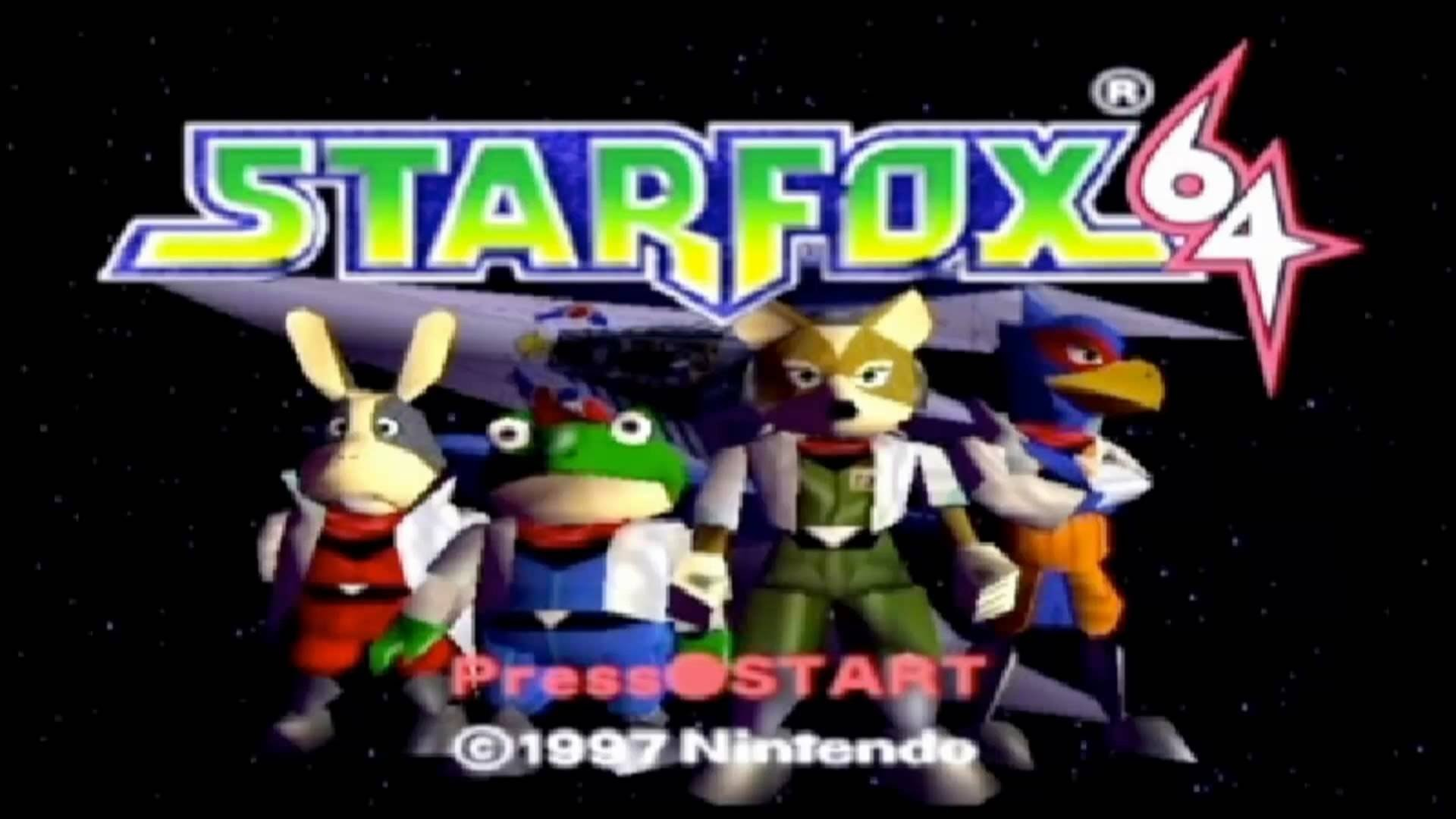 Star Fox 64 review