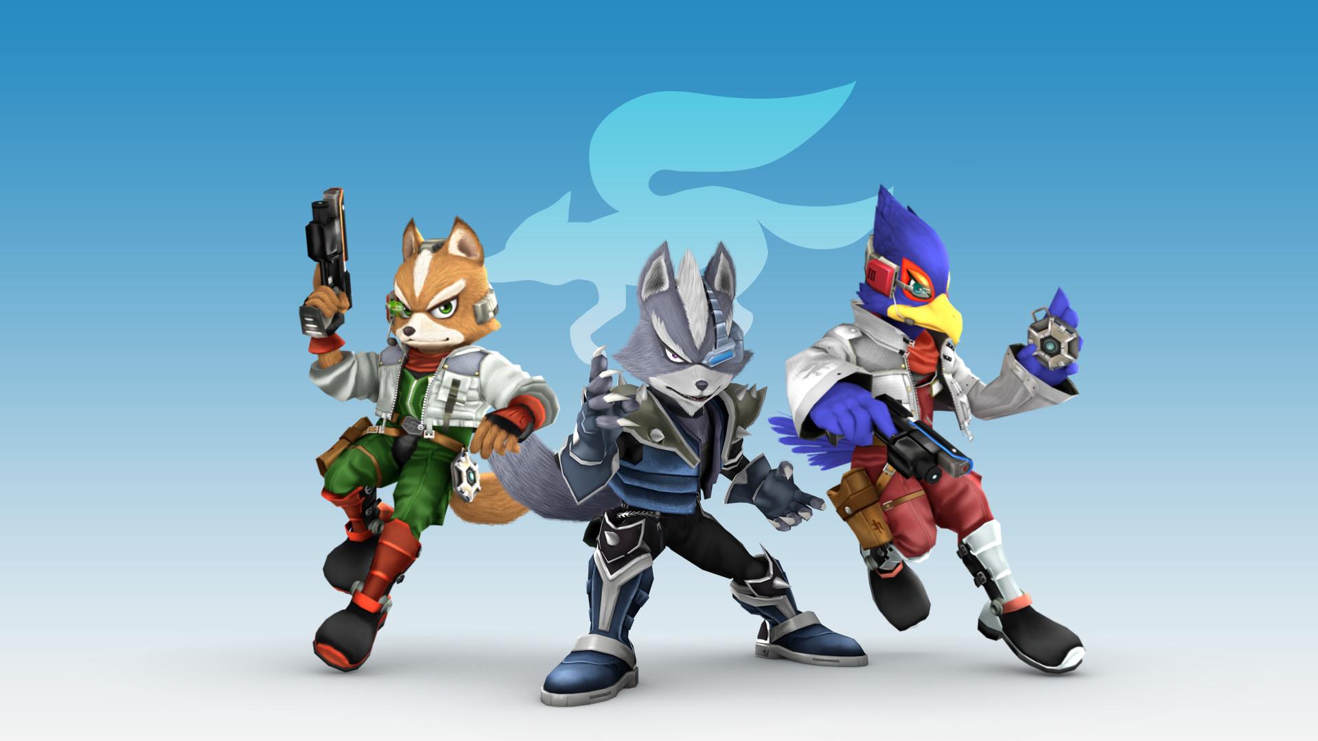3DS/Wii U – Fox Wallpaper by DaKidGaming on .