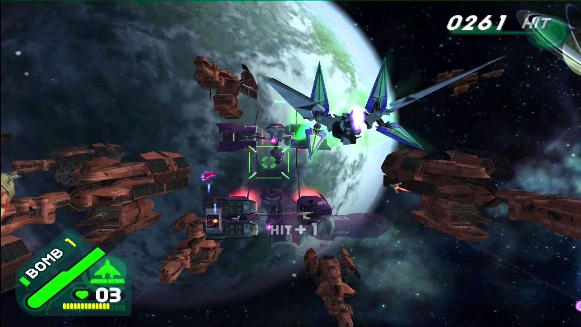 Star Fox Assault – Dolphin HQ Test Video