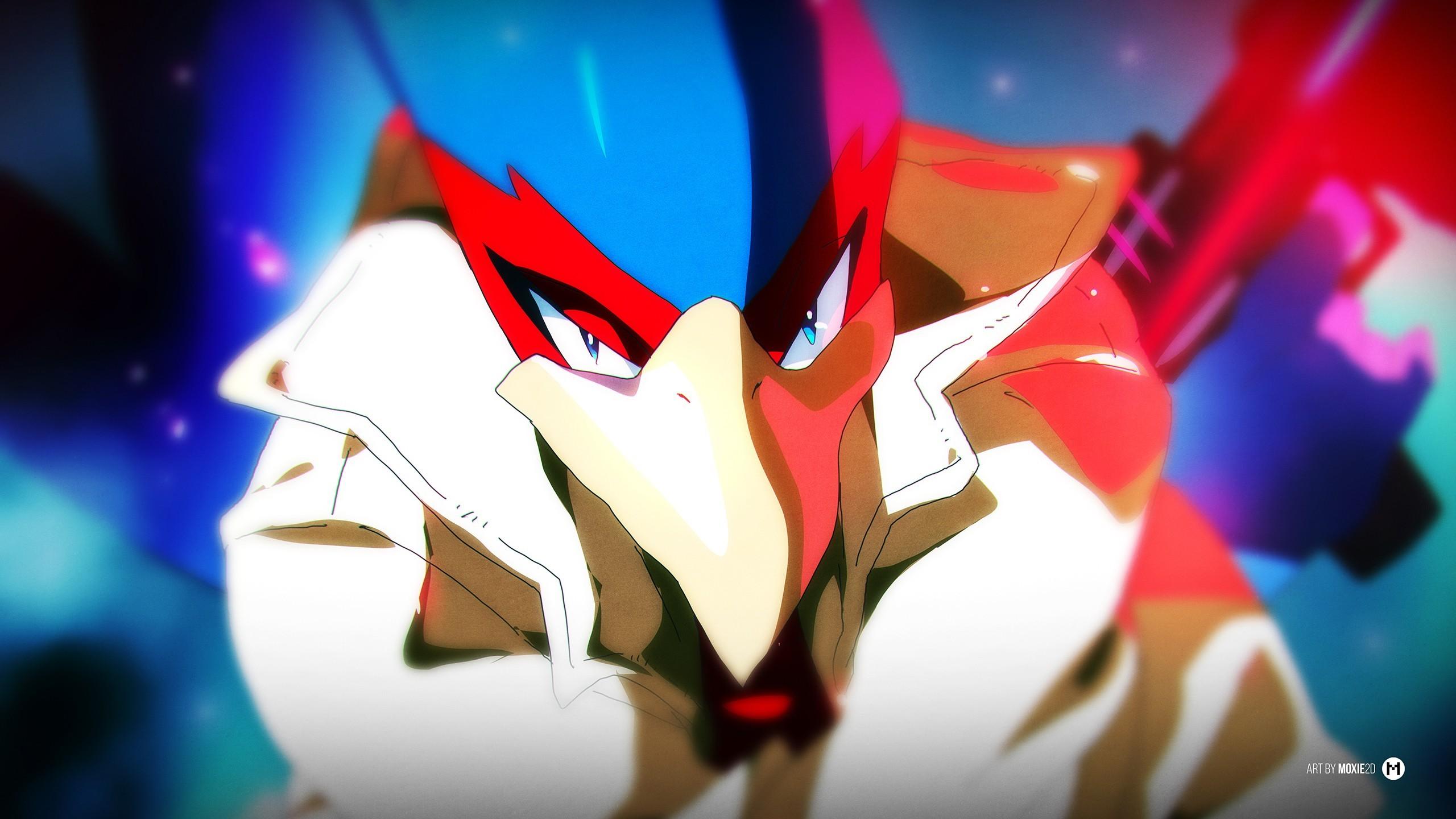 General Star Fox Falco Super Smash Brothers