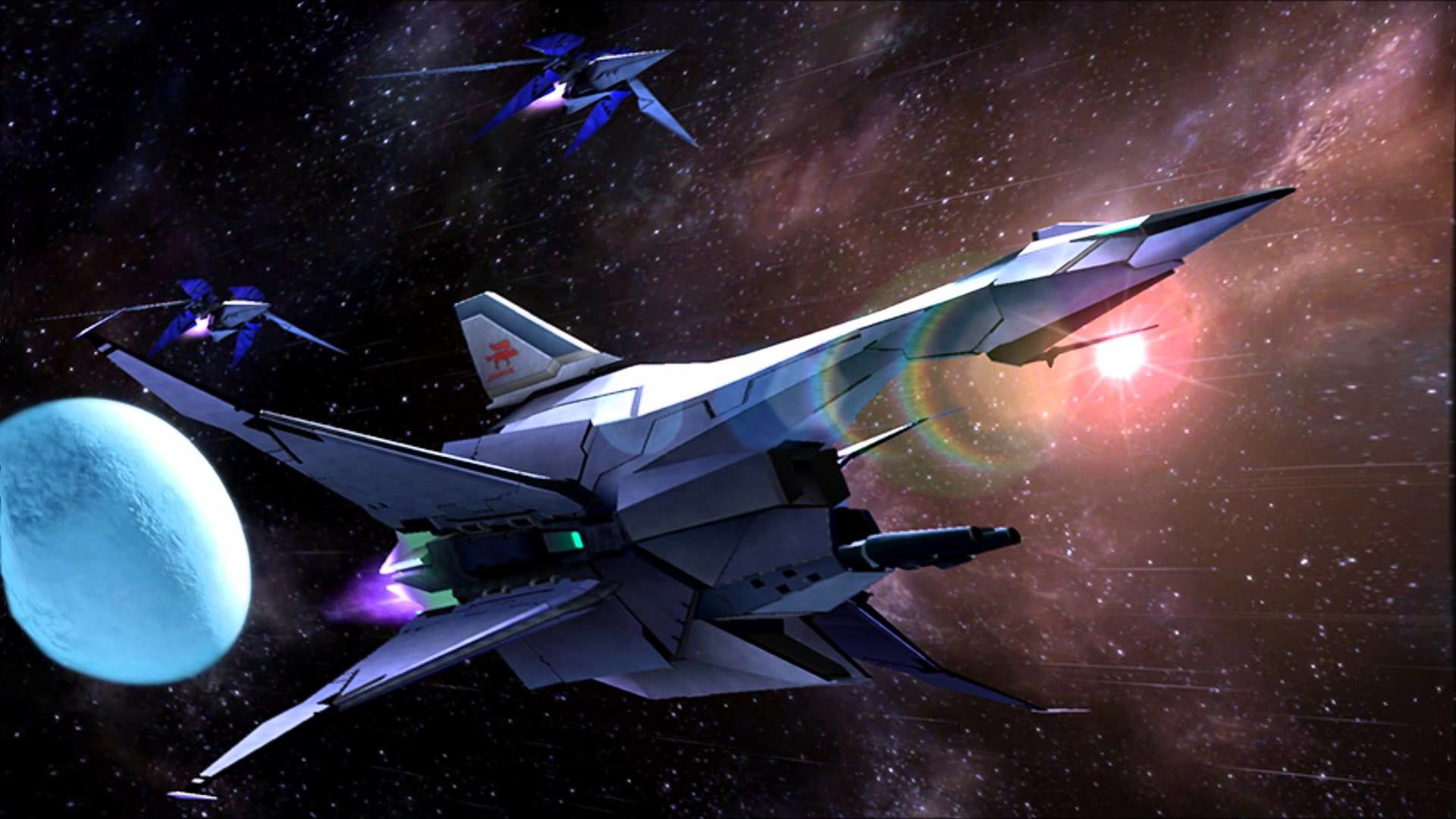 Star Fox: Assault – Into the Aparoid Homeworld / Sector X (Reorchestrated)  – YouTube