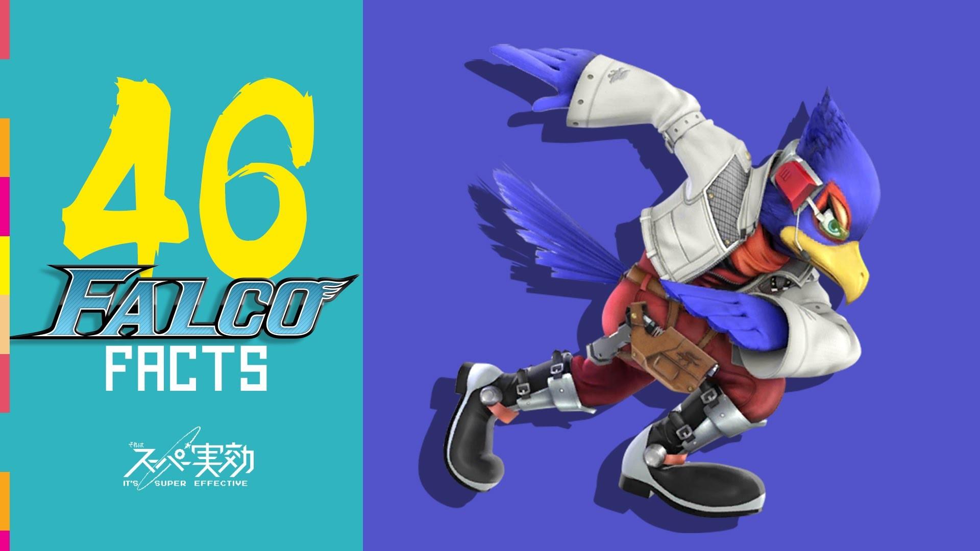 Star Fox Falco Facts! – It's Super Effective!!! 46 Historic Facts!