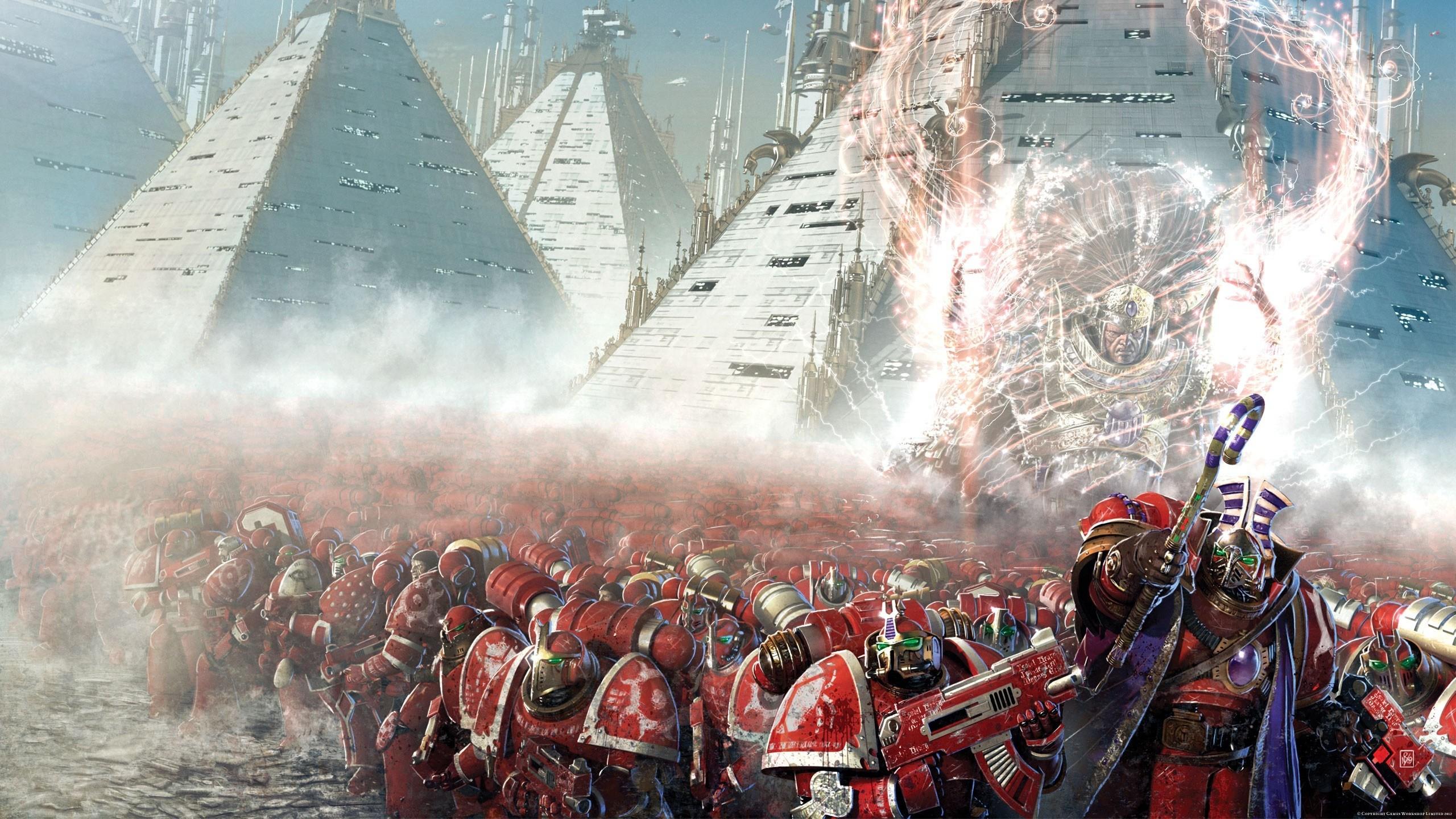 Warhammer 40k Eldar Wallpaper Wallpapersafari
