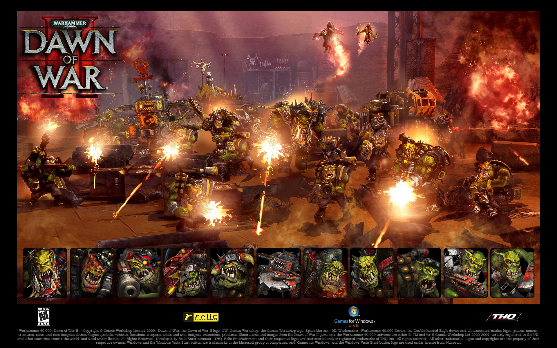 <b>Warhammer 40K</b> HD <b>Wallpapers</
