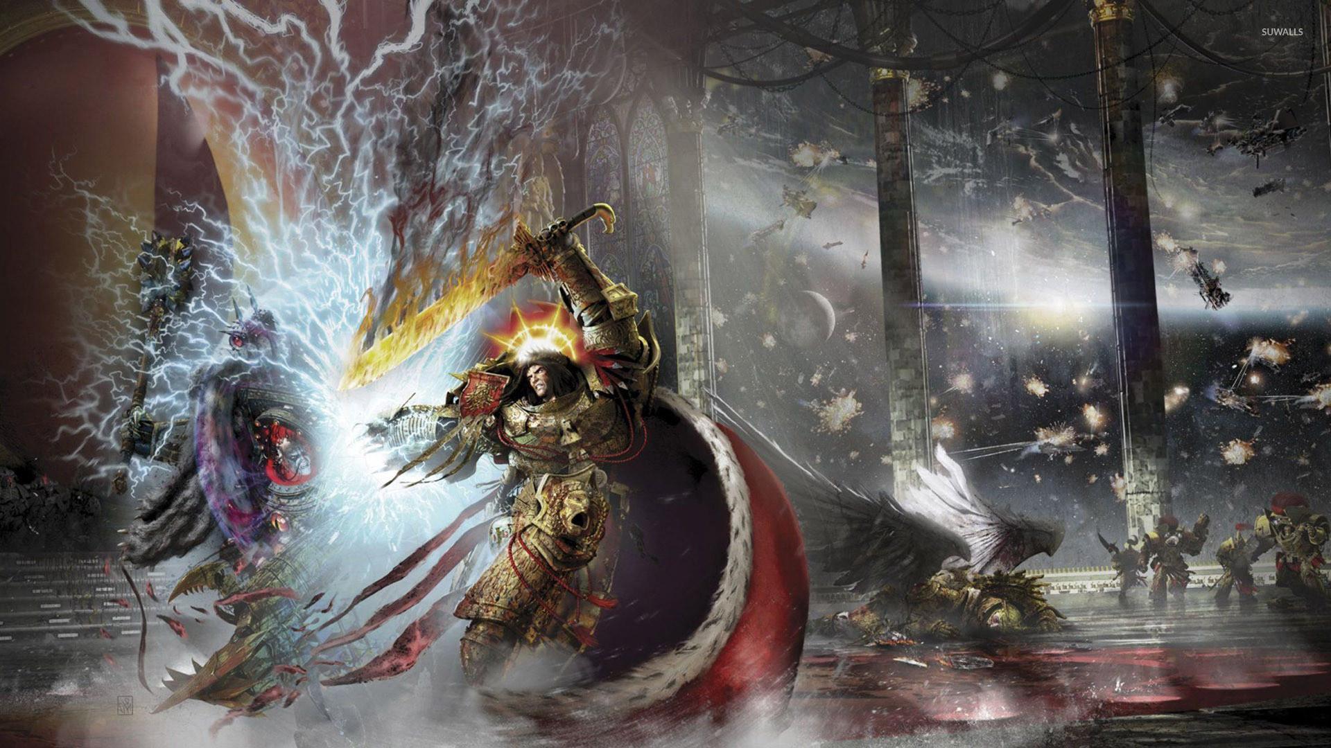 Horus Heresy – Warhammer 40,000 wallpaper
