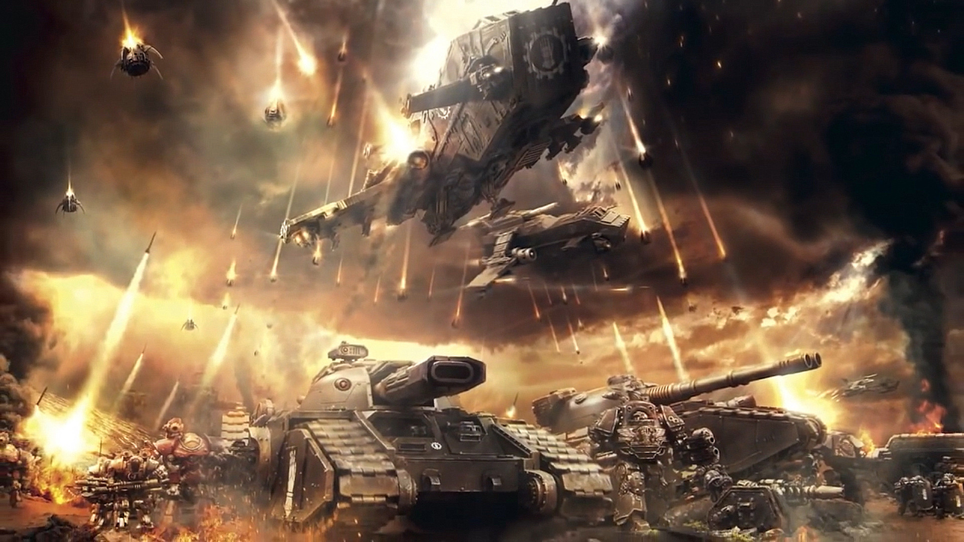 40K Battle of Istvaan III – Google Search