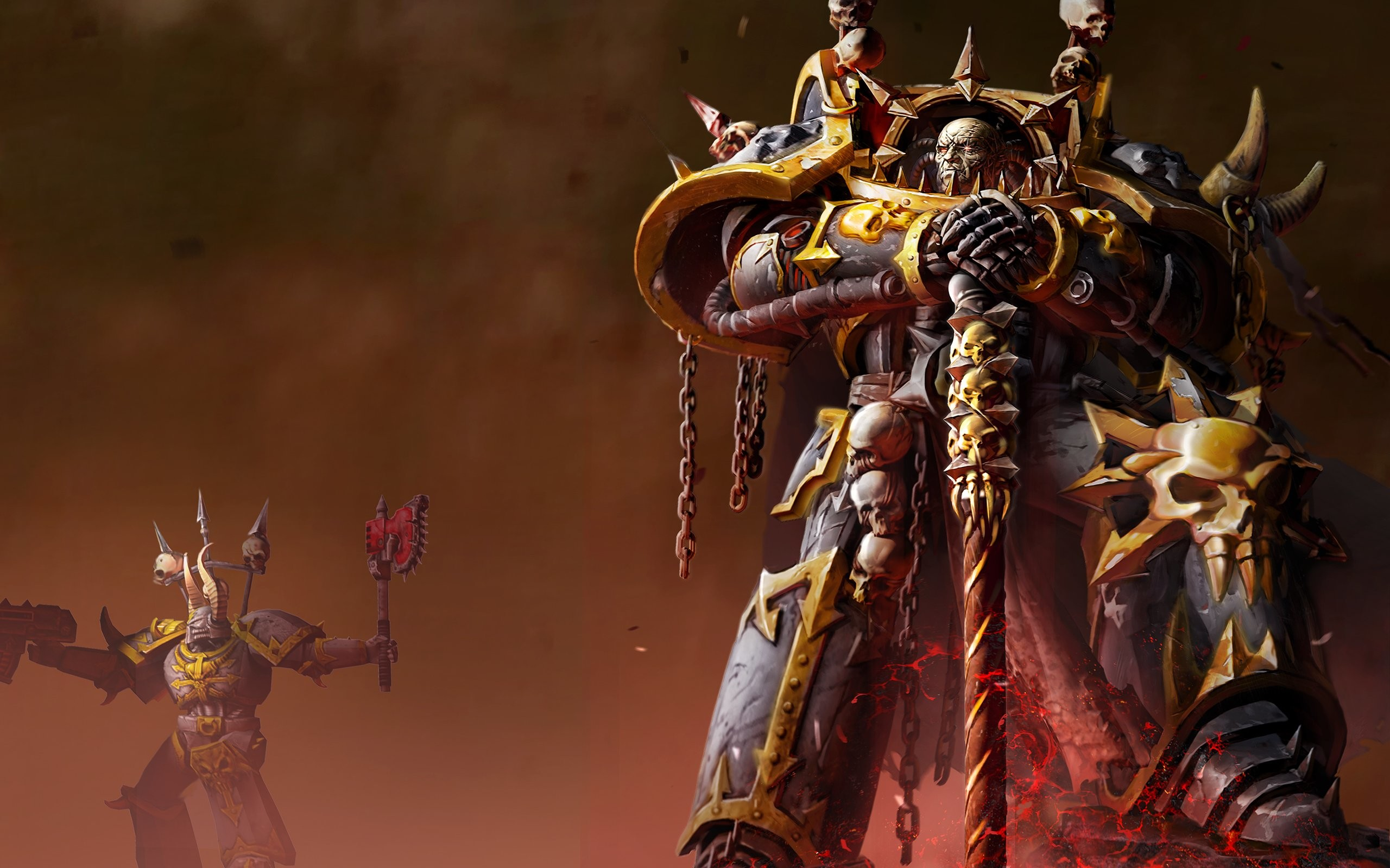 172802d1343866337-console-games-wallpapers-warhammer-40.000-dawn-war-2-retribution-1.jpg  (2560×1600)   30K: Chaos Space Marines   Pinterest   Warhammer 40K, …