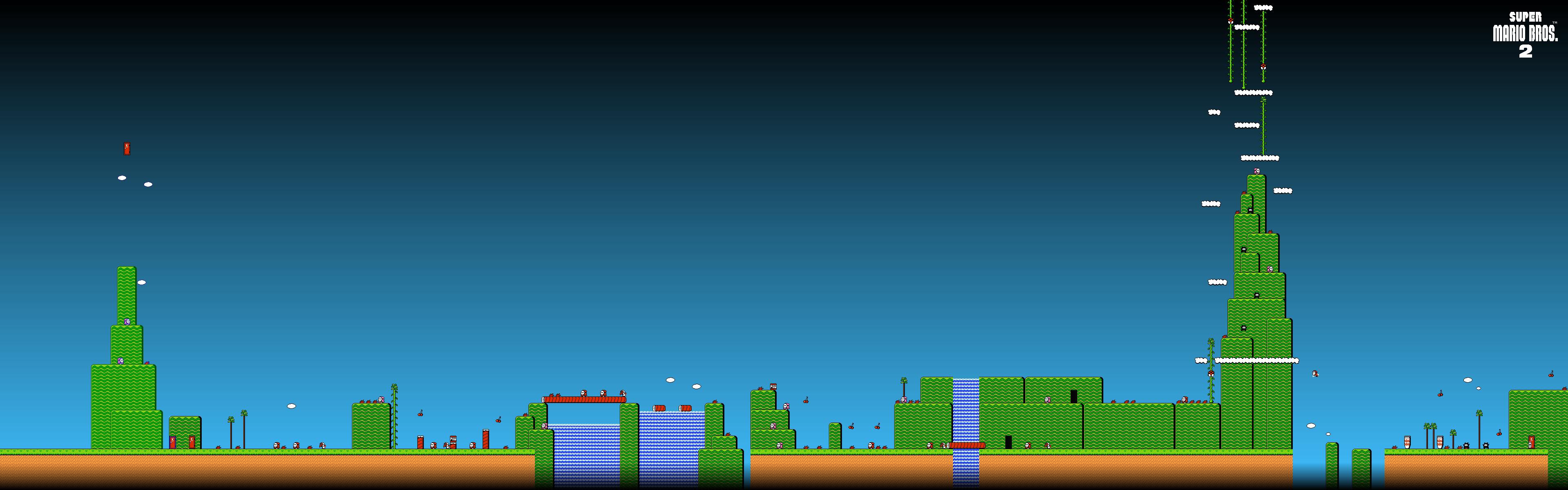 Multi Monitor – Video Game Wallpaper