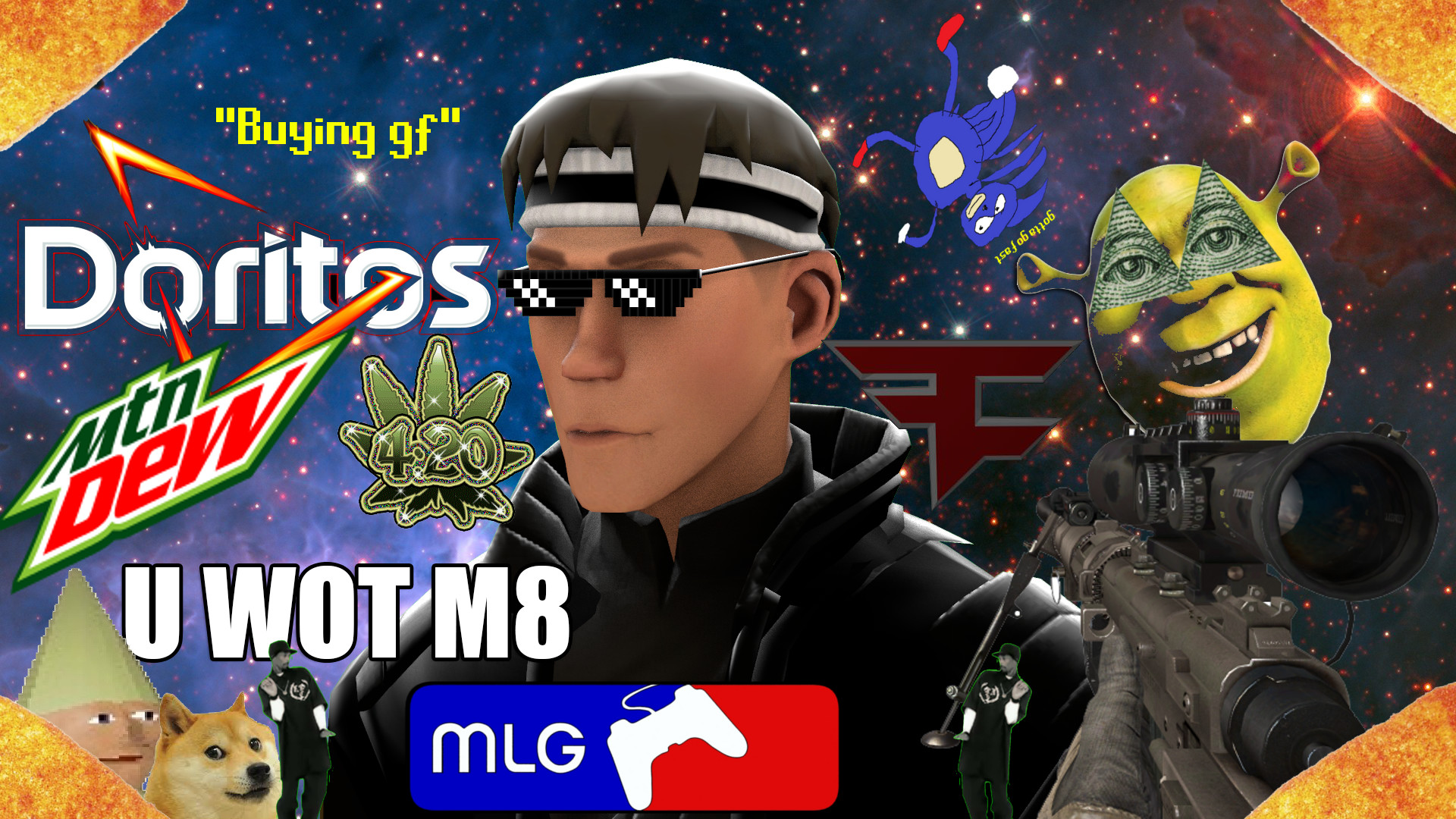 dankest meme ever m9s xtra special bonus video memetage parody