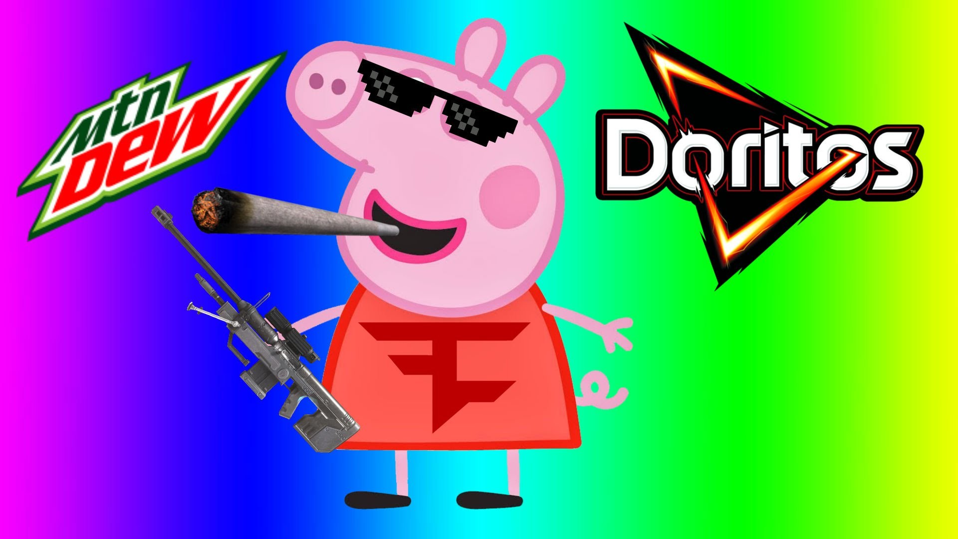 How MLG Peppa Pig Was Born
